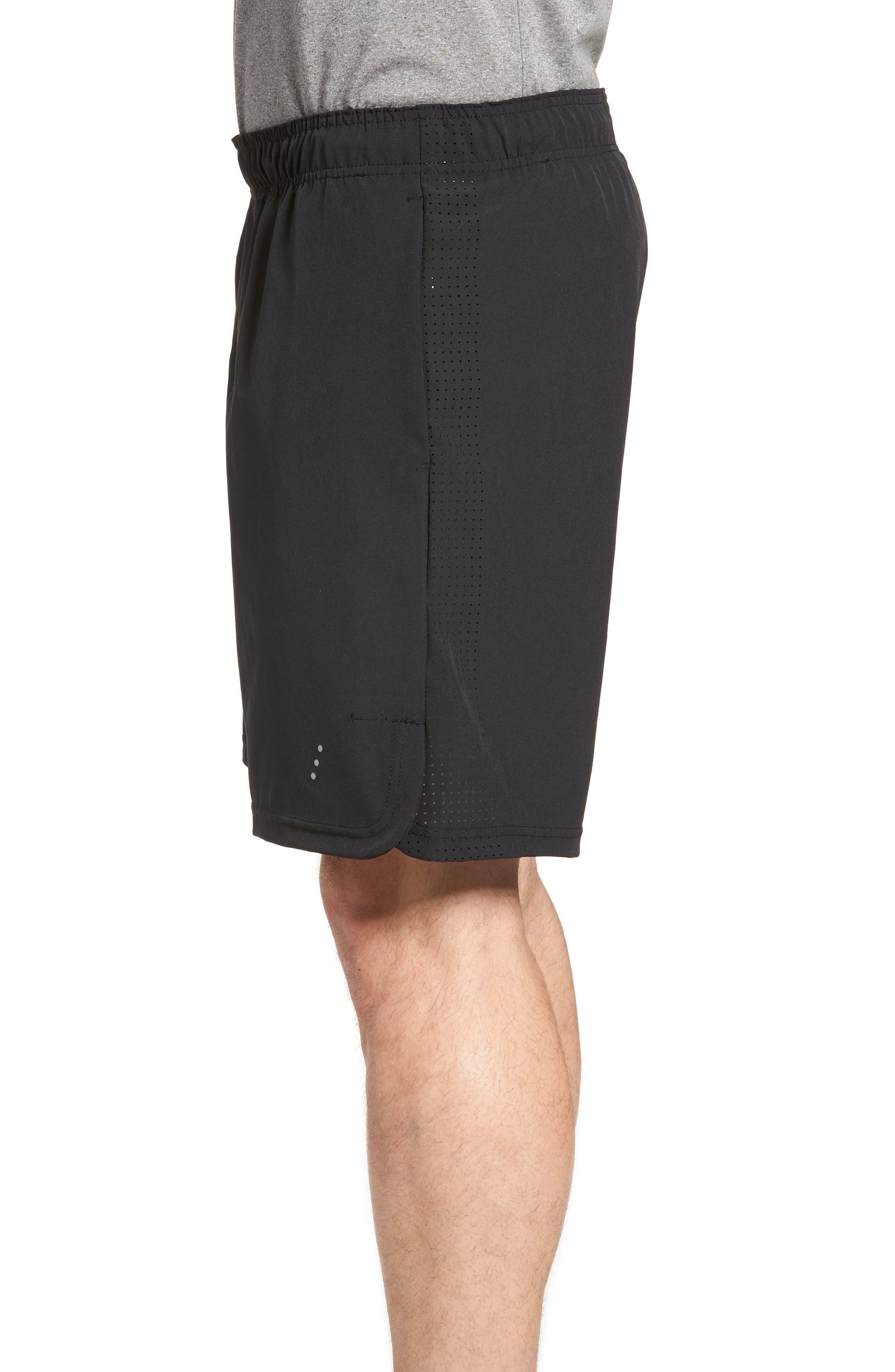 ZANEROBE Type 3 Tech Shorts,                             Alternate thumbnail 4, color,                             001