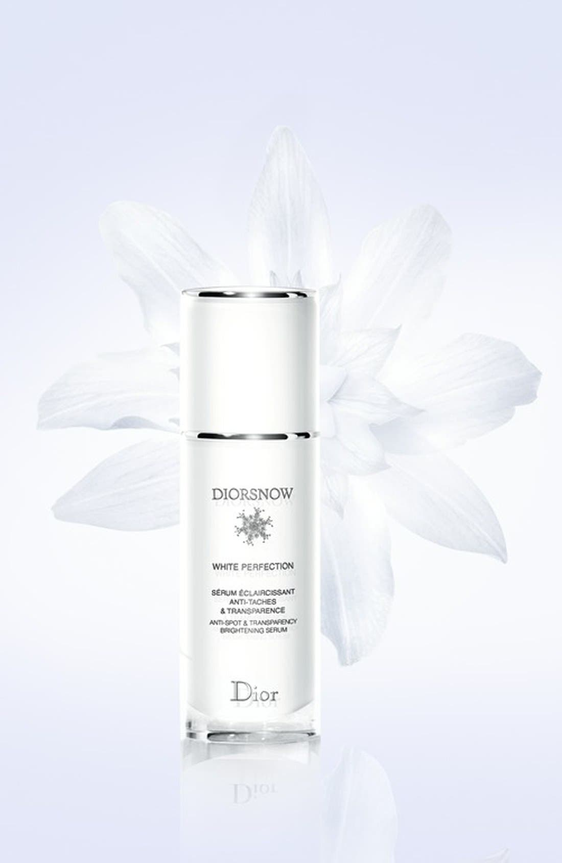 'Diorsnow' White Perfection Anti-Spot & Transparency Brightening Serum Refill,                             Alternate thumbnail 2, color,                             000