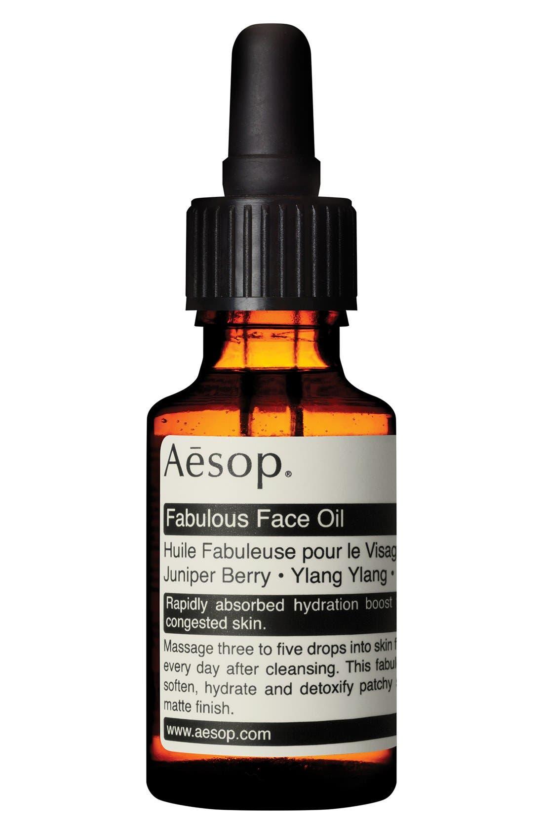 Fabulous Face Oil,                         Main,                         color, NONE