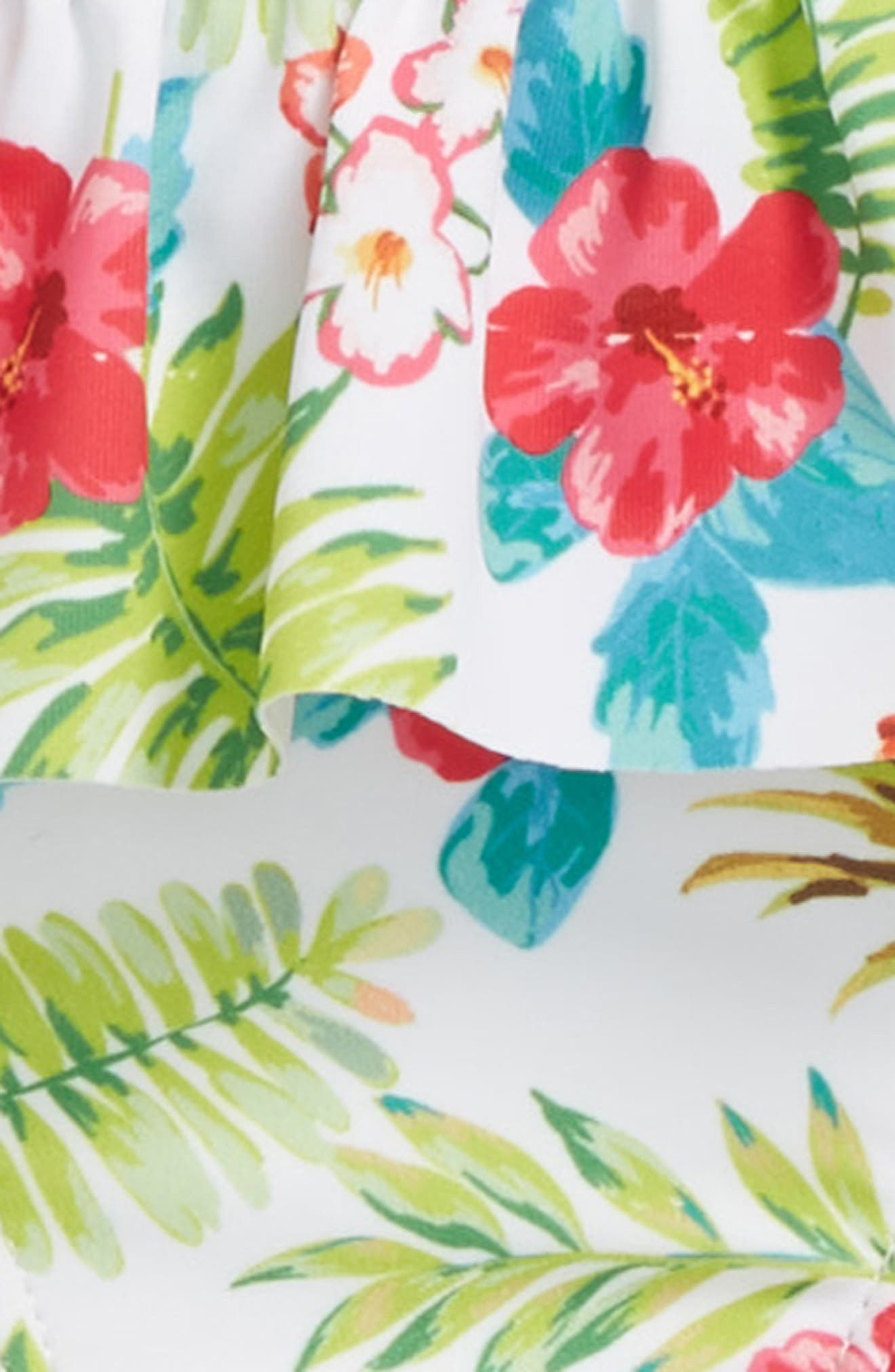 Tropical Holiday Two-Piece Swimsuit,                             Alternate thumbnail 2, color,                             300
