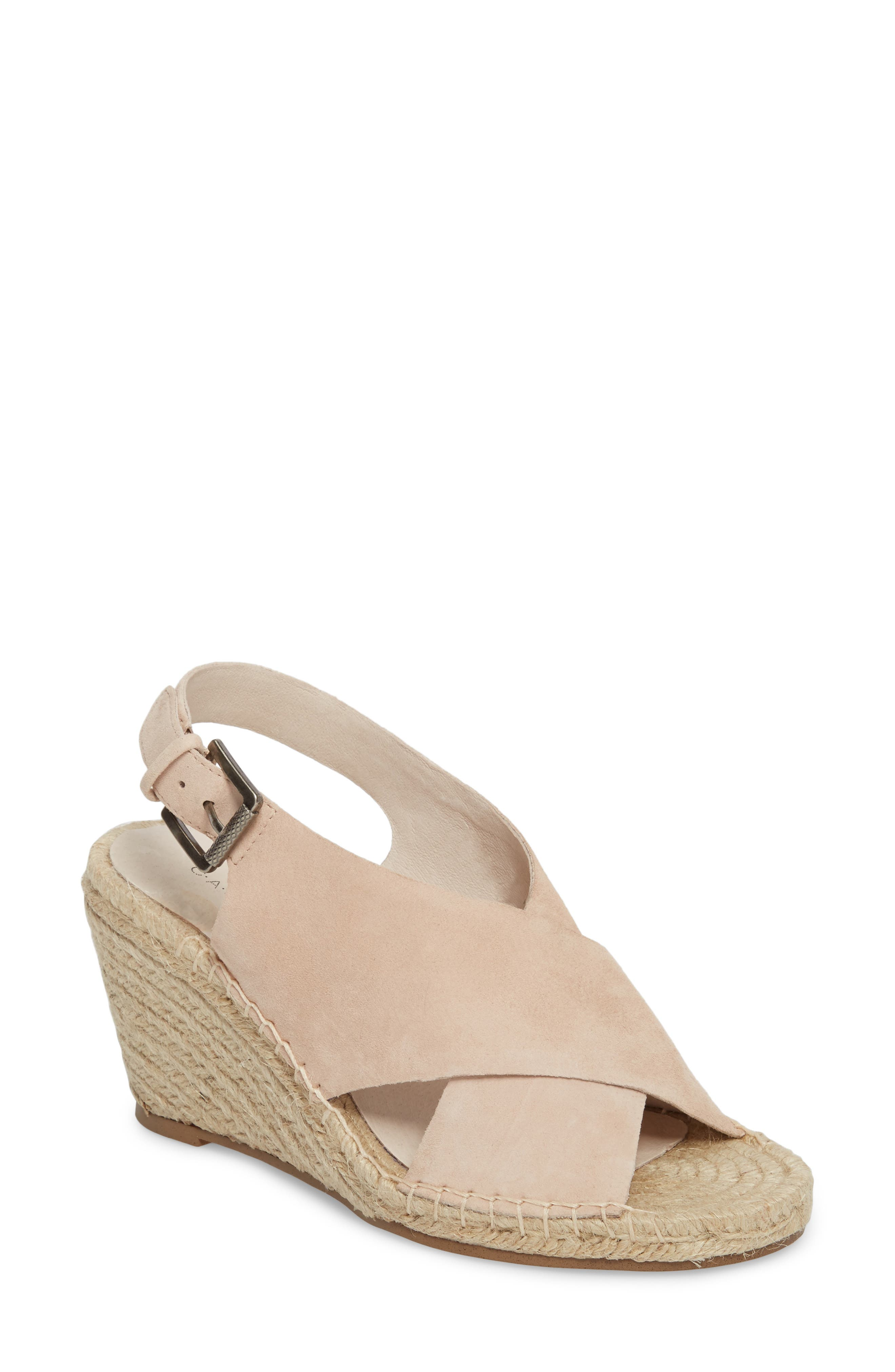 Suri Espadrille Wedge,                             Main thumbnail 4, color,