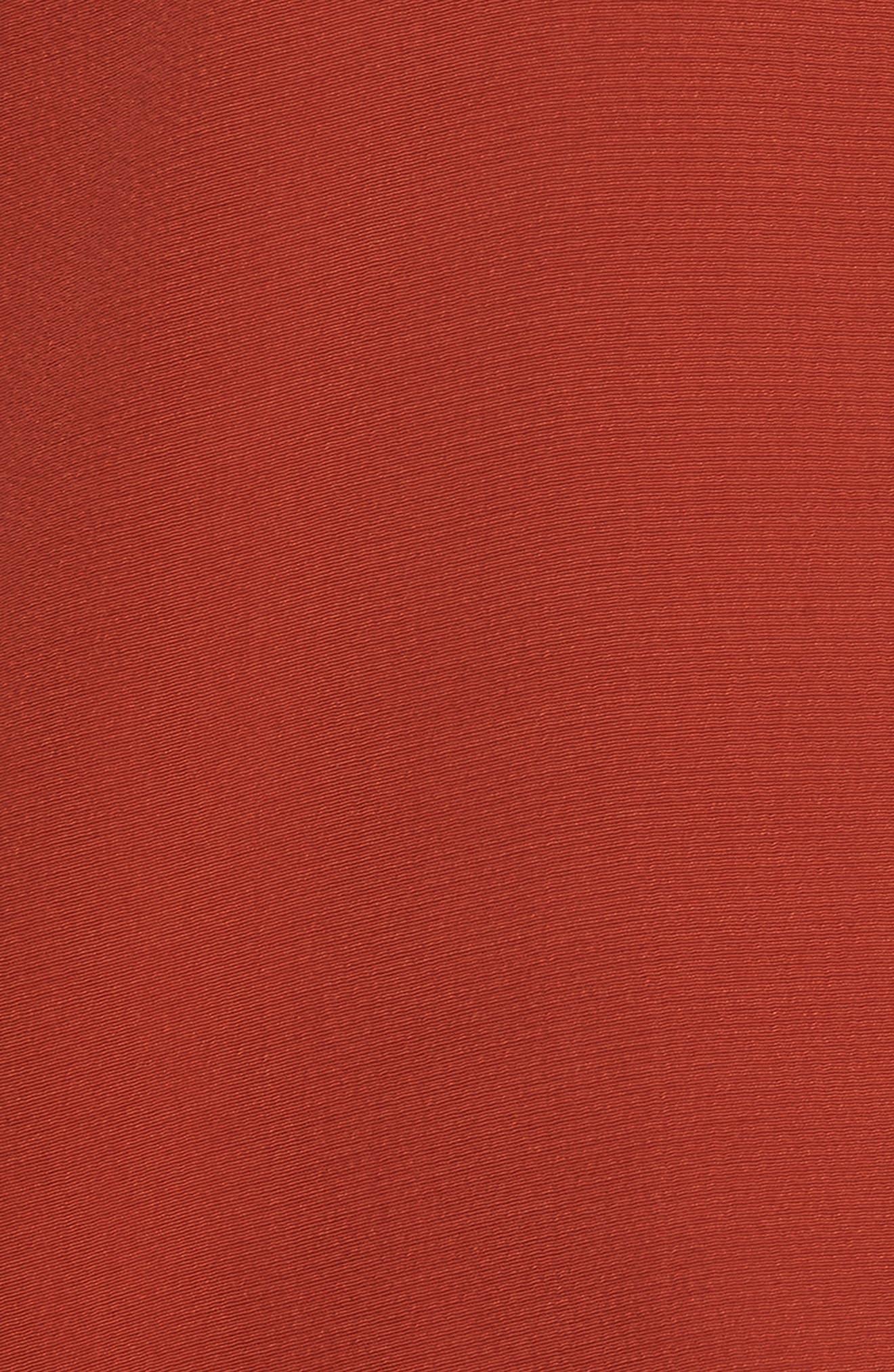 Mandarin Collar Boxy Top,                             Alternate thumbnail 15, color,