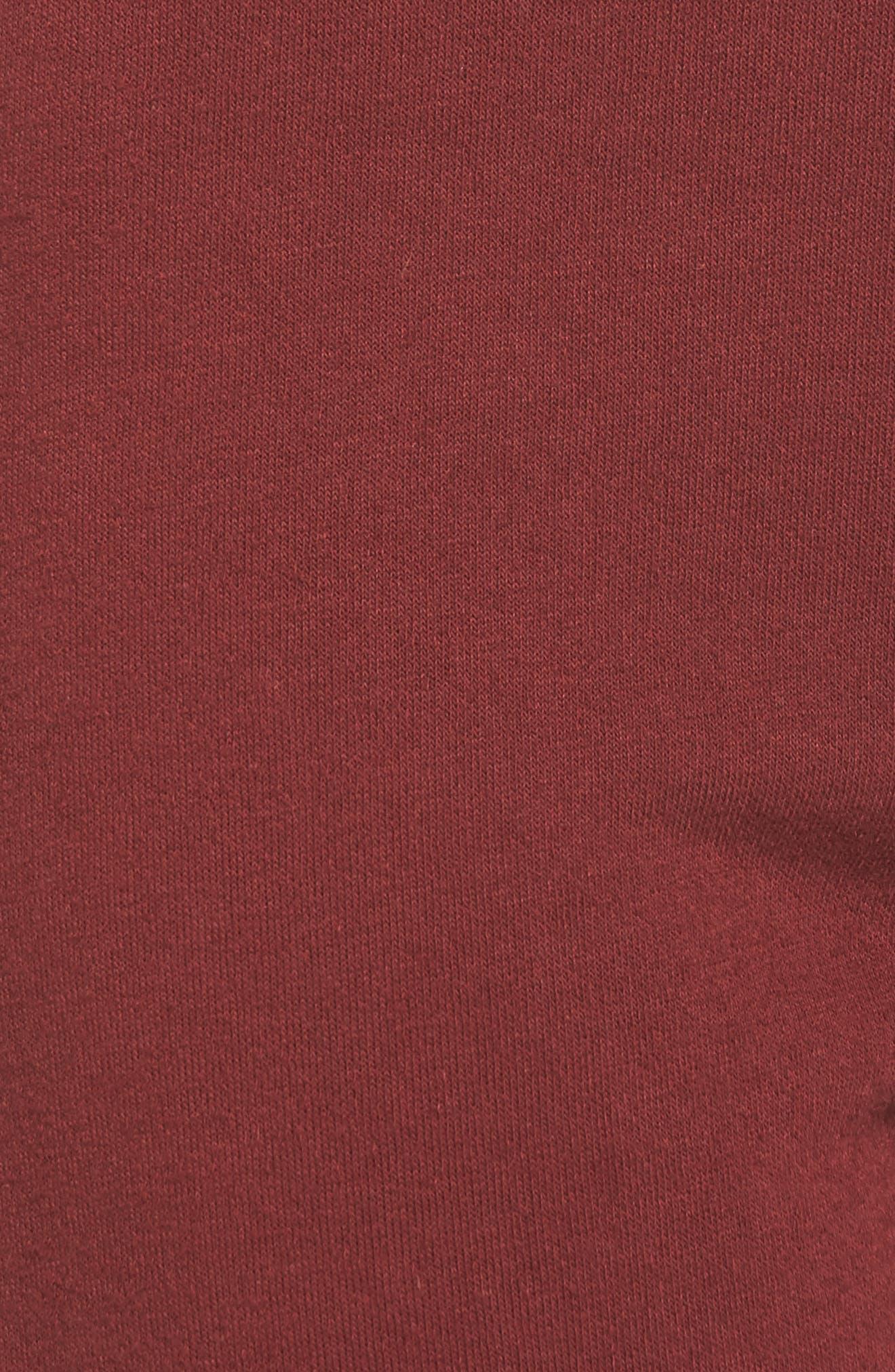 Fleece Sweatpants,                             Alternate thumbnail 5, color,