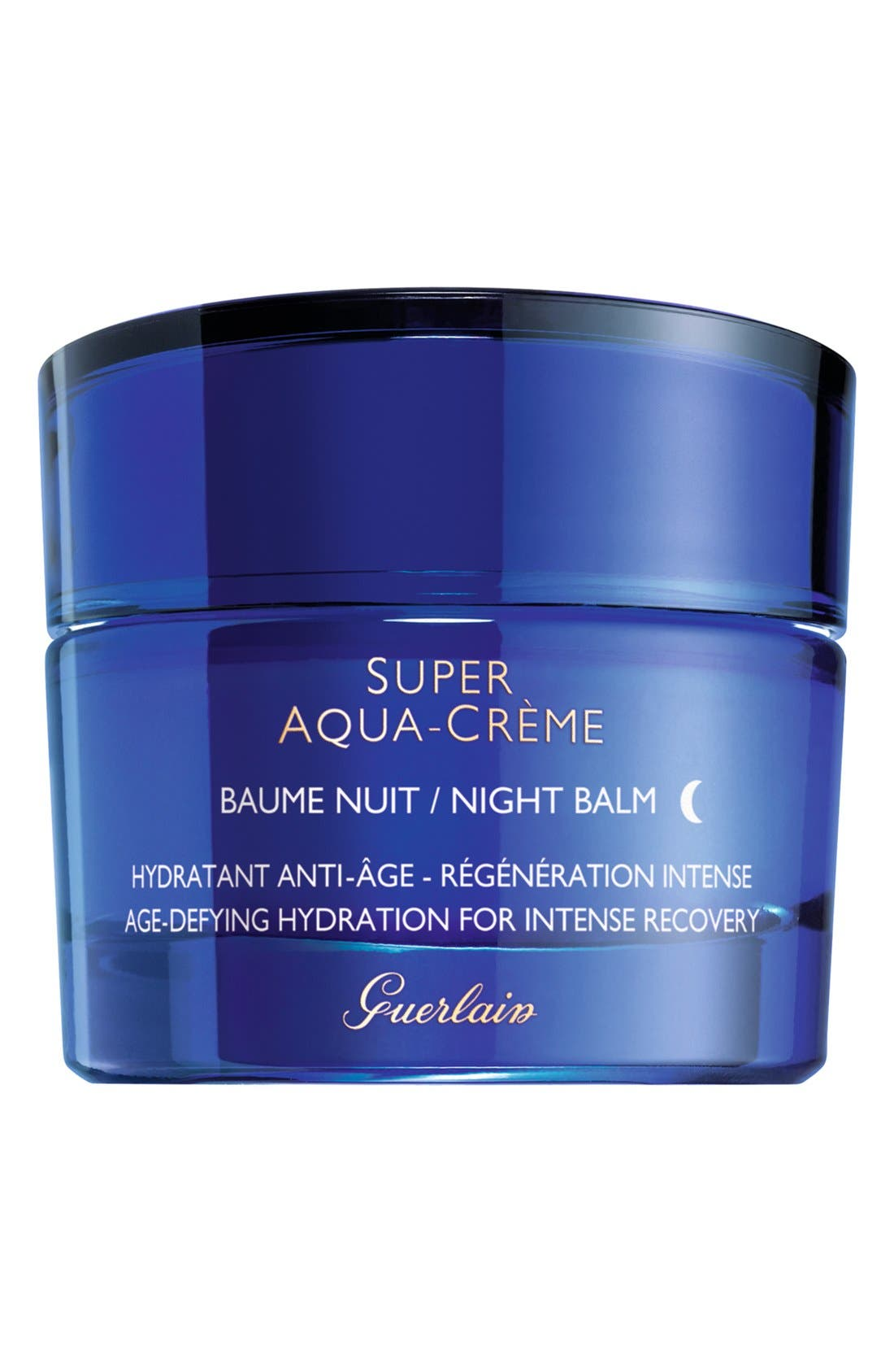 Super Aqua-Crème Night Balm,                         Main,                         color, NO COLOR