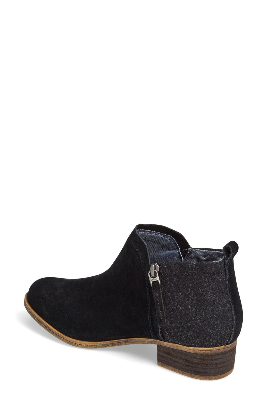 Deia Zip Bootie,                             Alternate thumbnail 20, color,