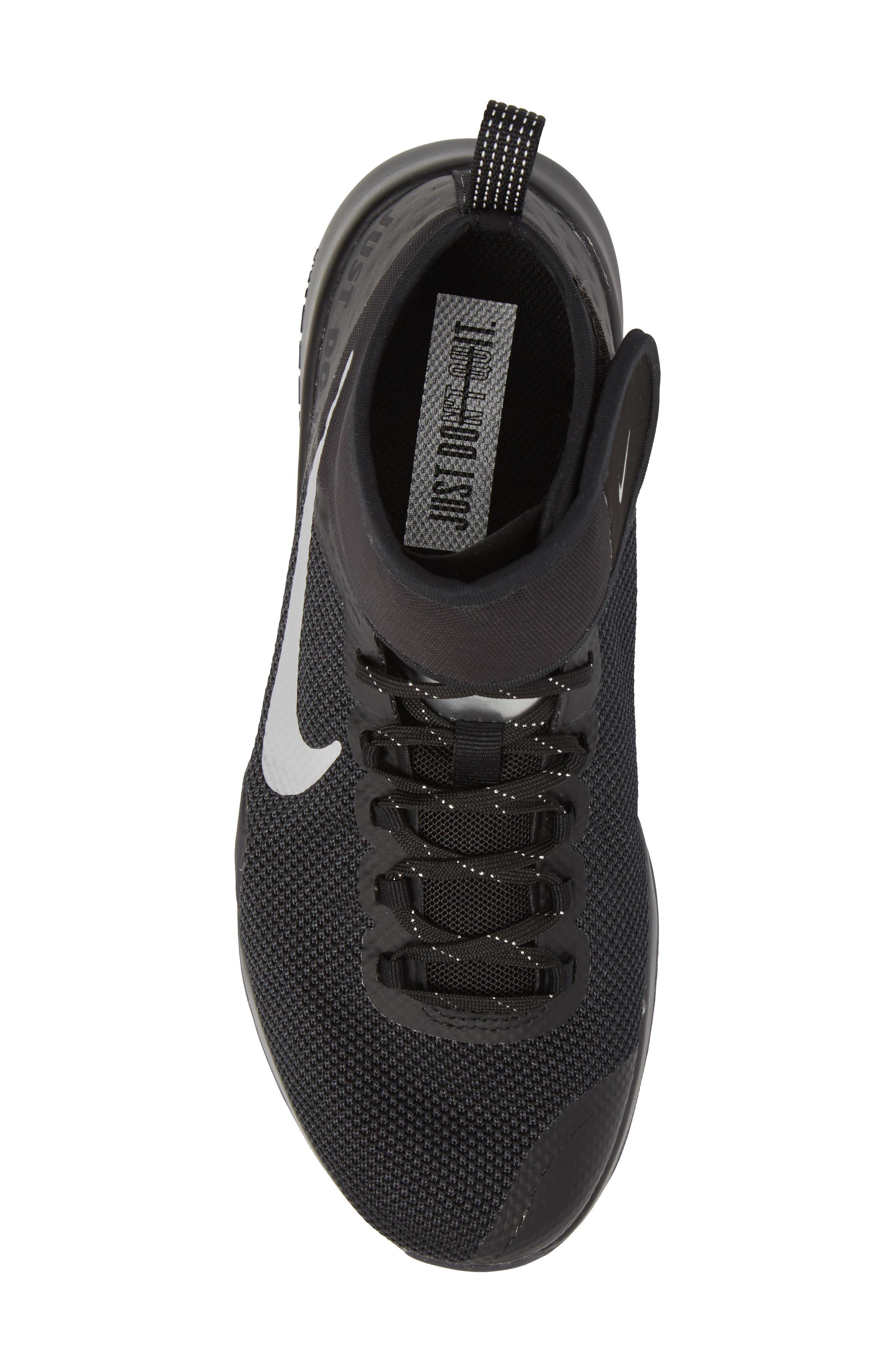 Air Zoom Strong 2 Selfie Training Shoe,                             Alternate thumbnail 5, color,                             001