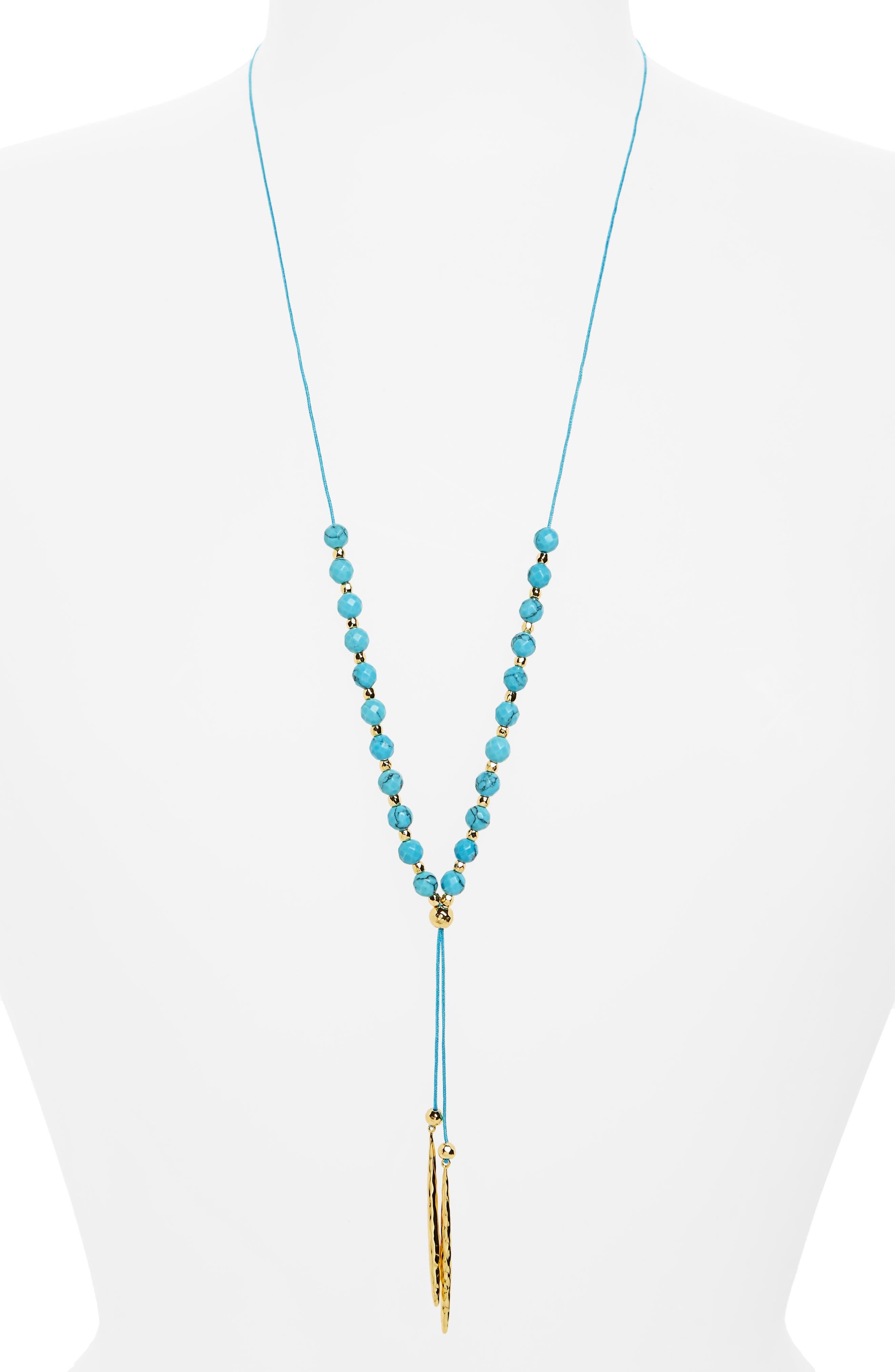 Power Gemstone Convertible Necklace,                             Main thumbnail 8, color,