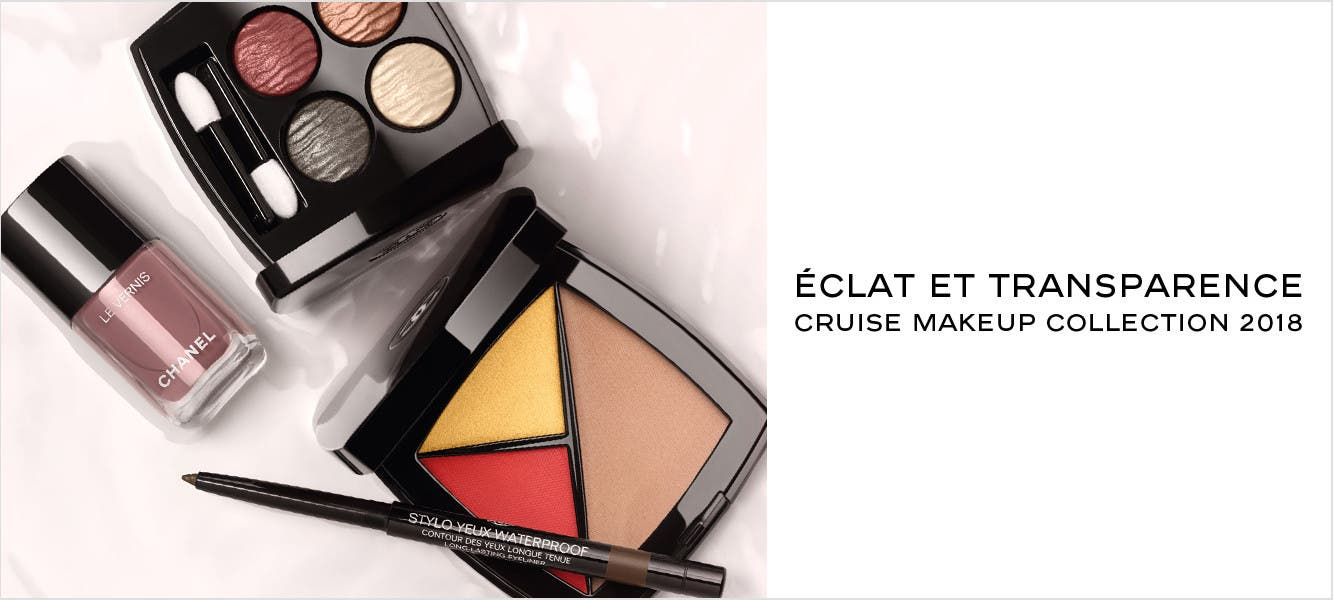 Explore the new CHANEL Cruise Makeup Collection.