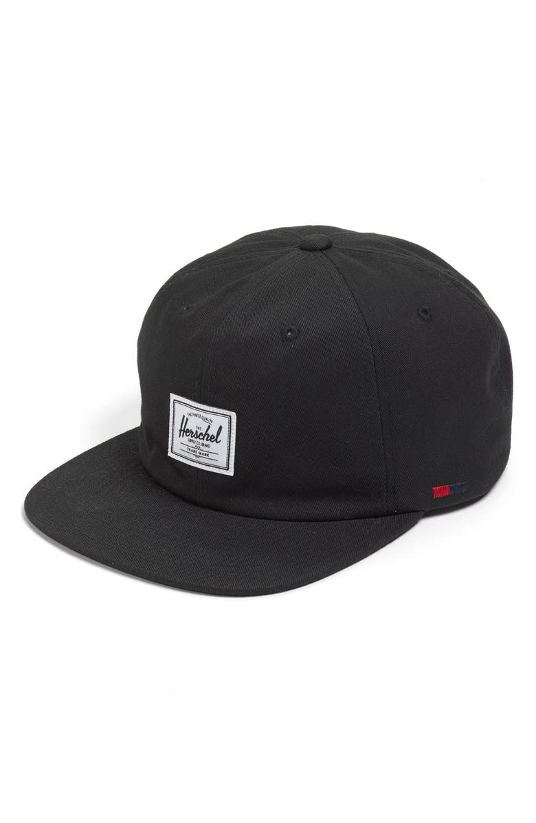a9c94ae7088 Herschel Supply Co.  Albert  Ball Cap - Black