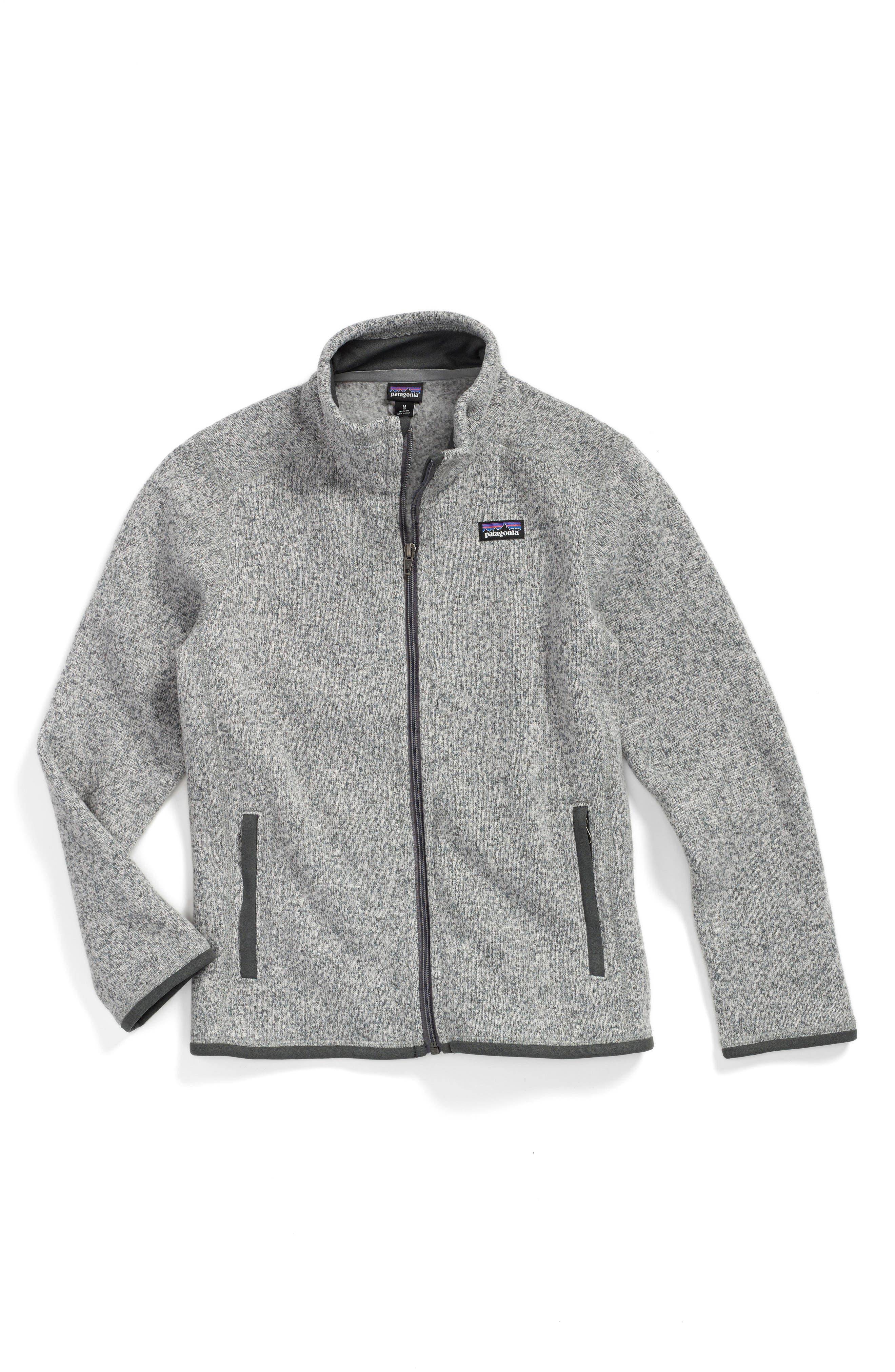 Better Sweater Jacket,                             Alternate thumbnail 2, color,                             STONEWASH GREY