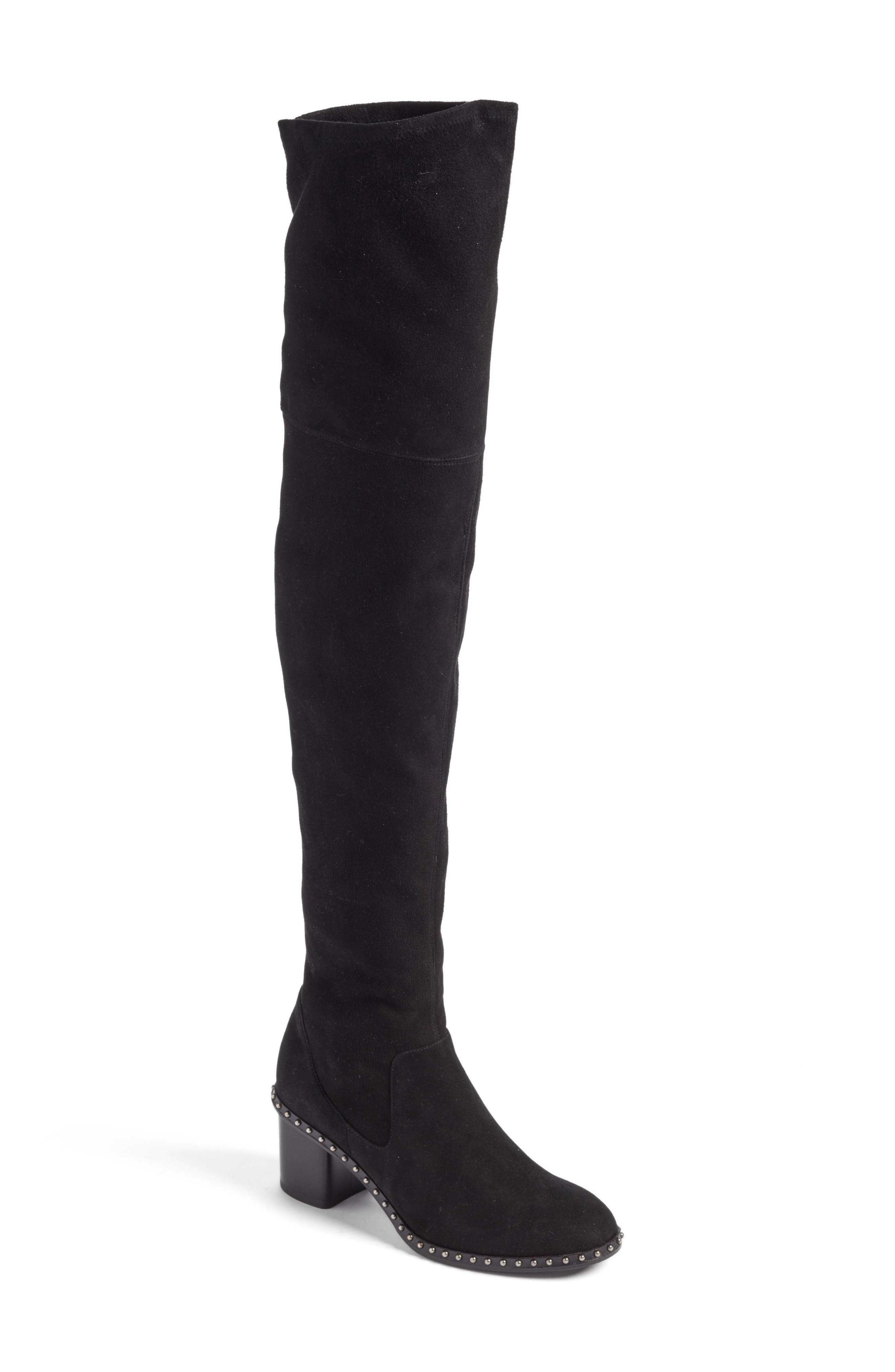Rina Over the Knee Boot,                             Main thumbnail 1, color,                             008