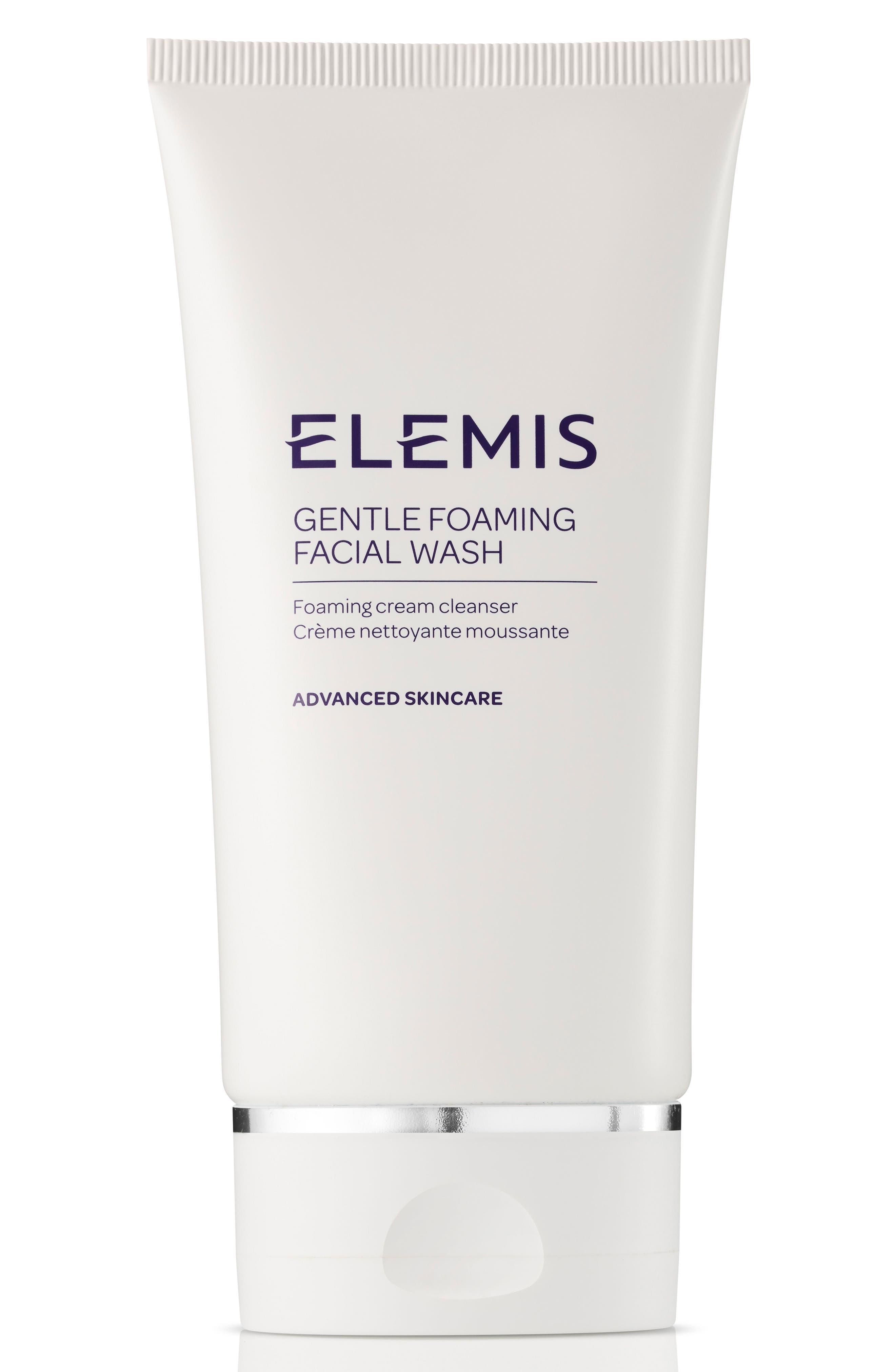 Gentle Foaming Facial Wash,                             Main thumbnail 1, color,                             NO COLOR