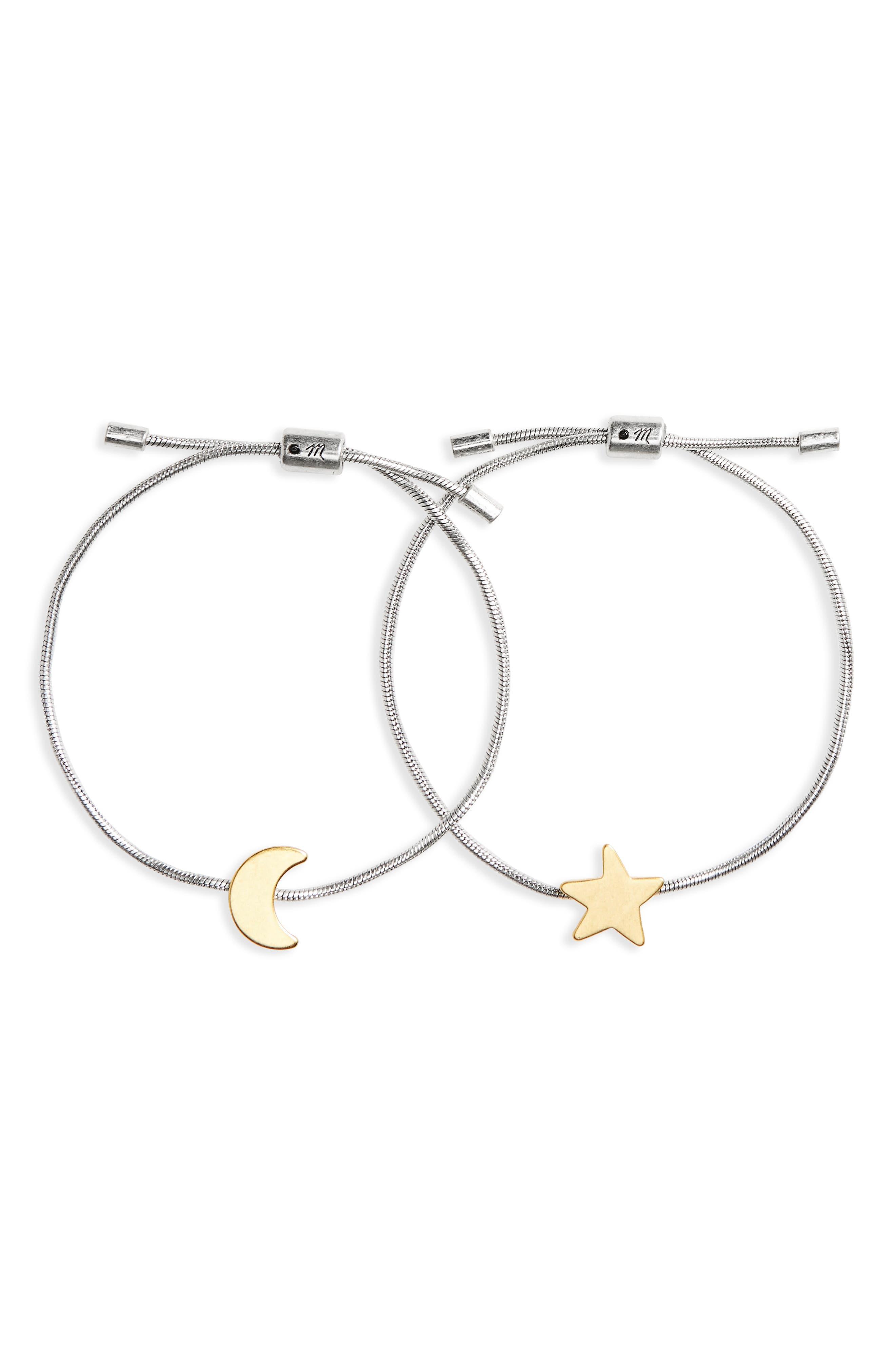 Set of 2 Friendship Bracelets,                         Main,                         color, 710