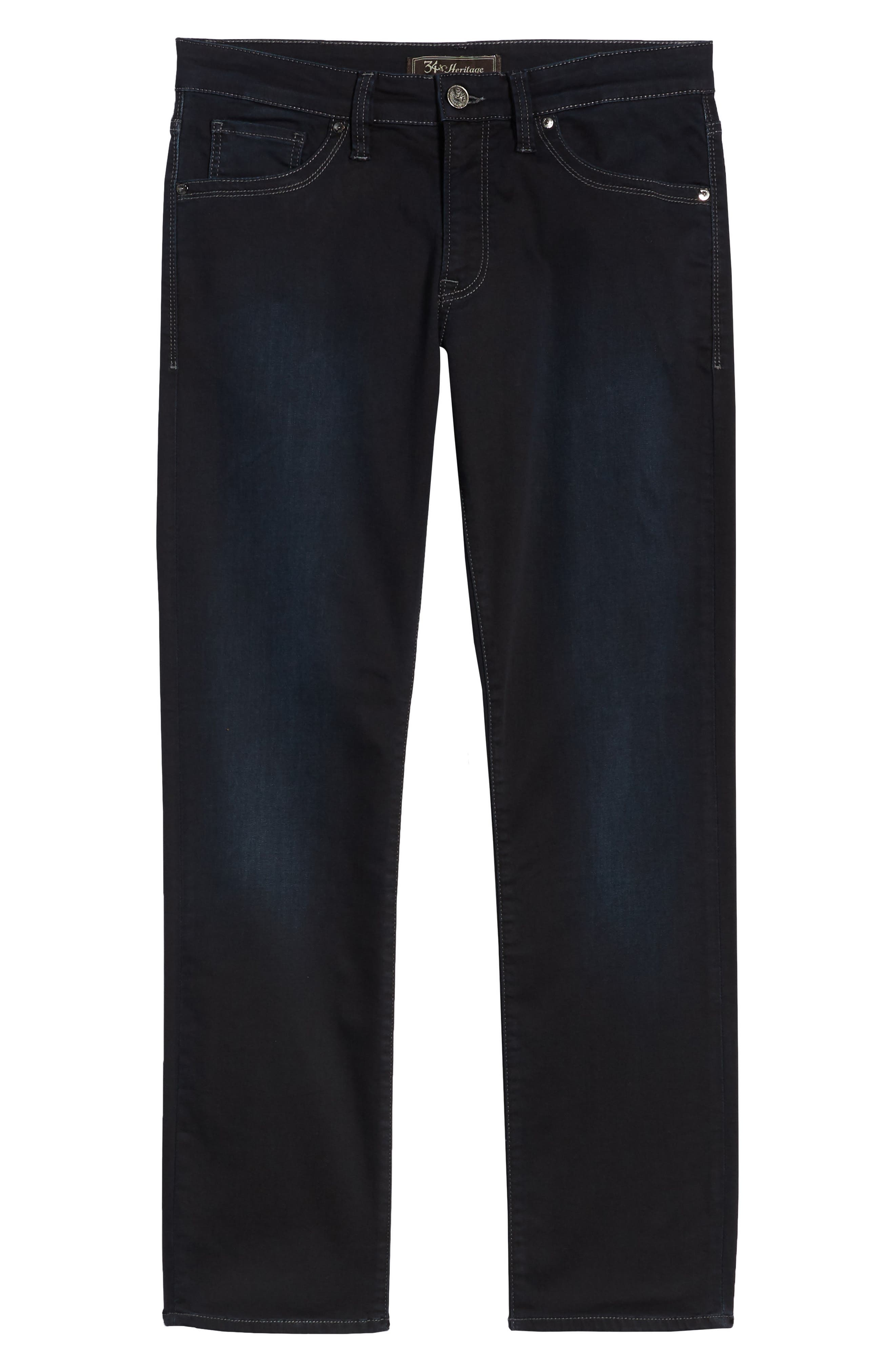 Courage Relaxed Fit Jeans,                             Alternate thumbnail 2, color,                             MIDNIGHT AUSTIN