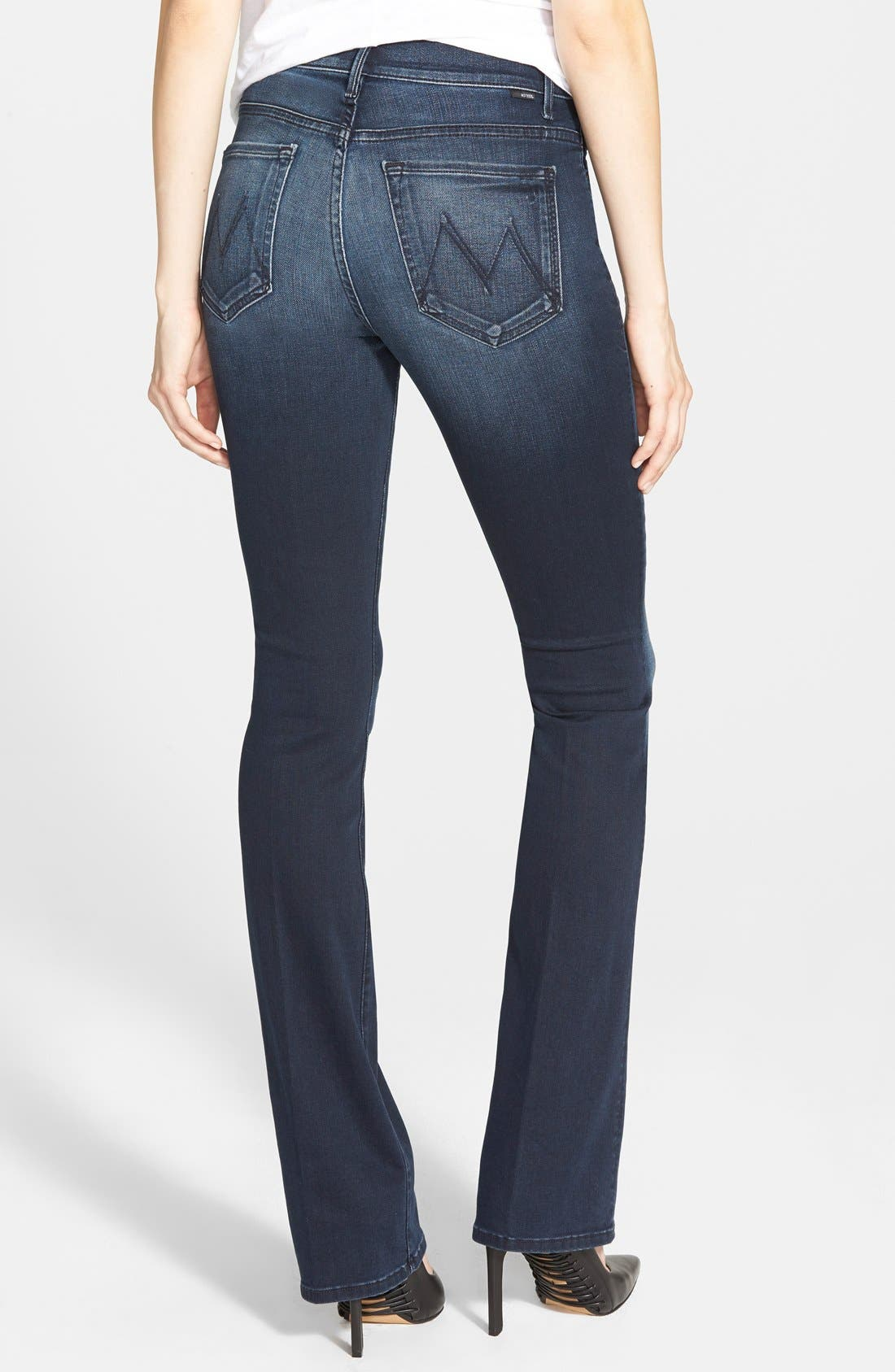 MOTHER,                             'The Insider' Bootcut Jeans,                             Alternate thumbnail 2, color,                             419
