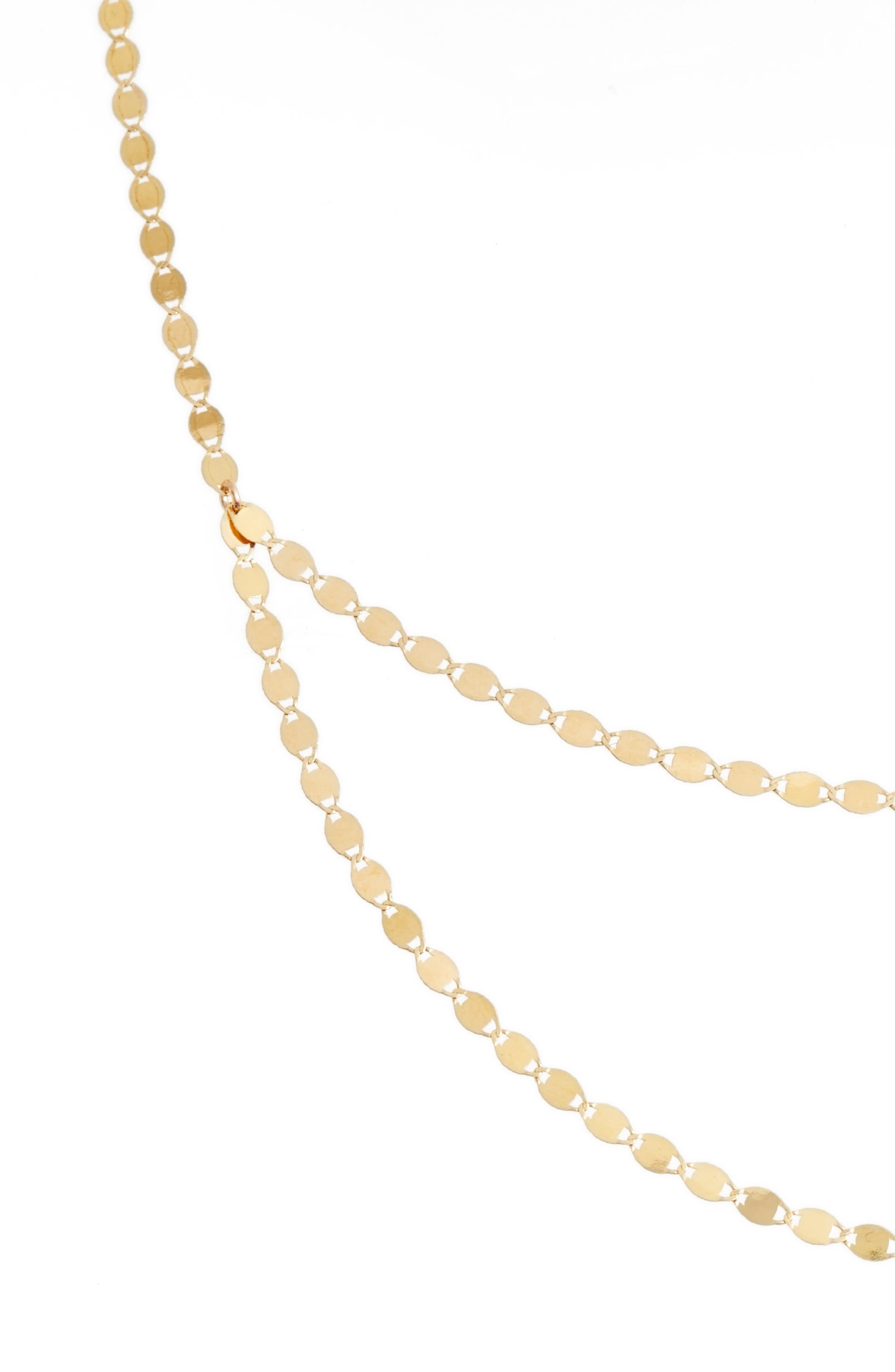 Blake Double Layer Necklace,                             Main thumbnail 1, color,                             YELLOW GOLD