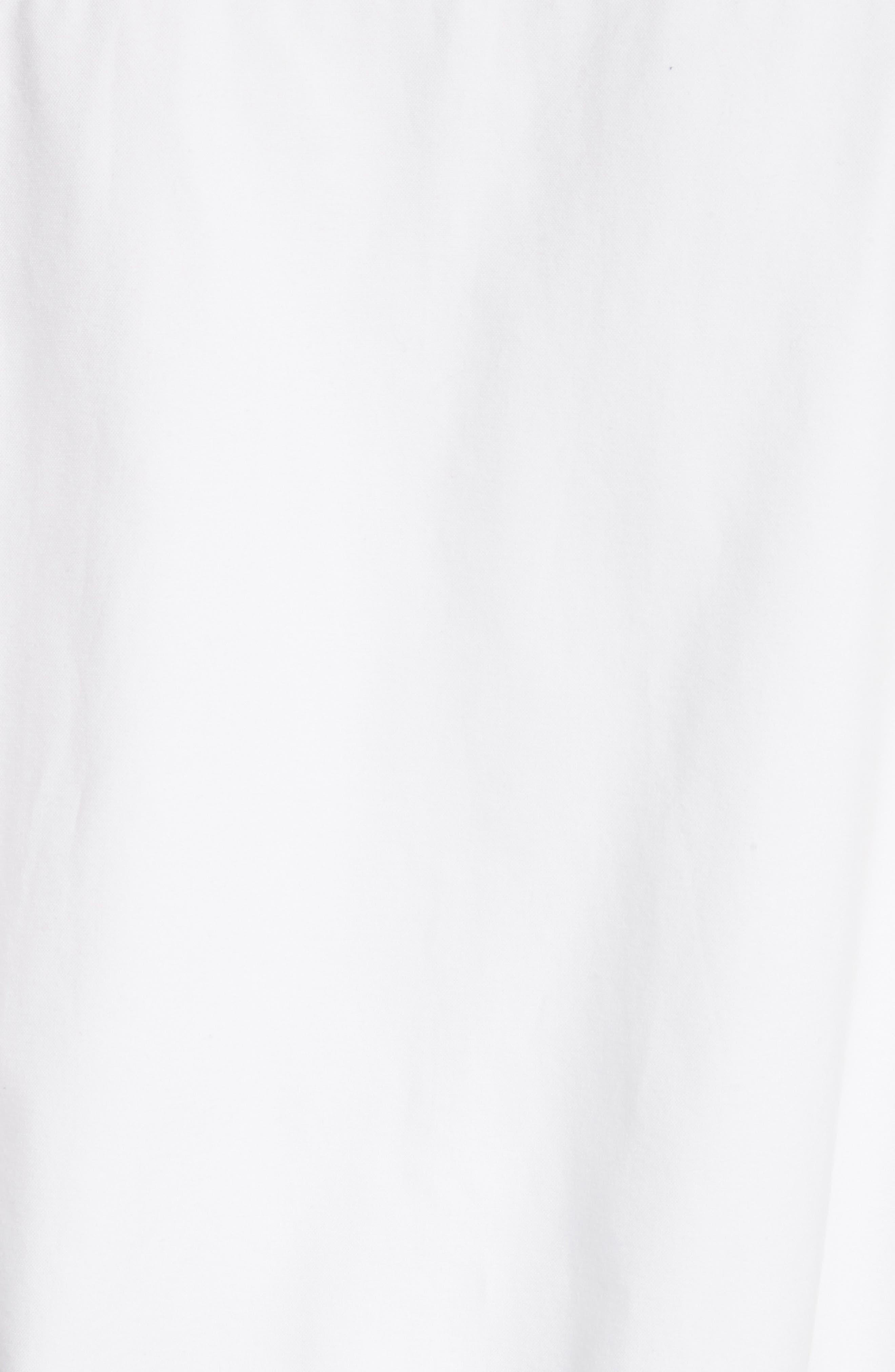 Oversize Policeman Shirt,                             Alternate thumbnail 5, color,                             100