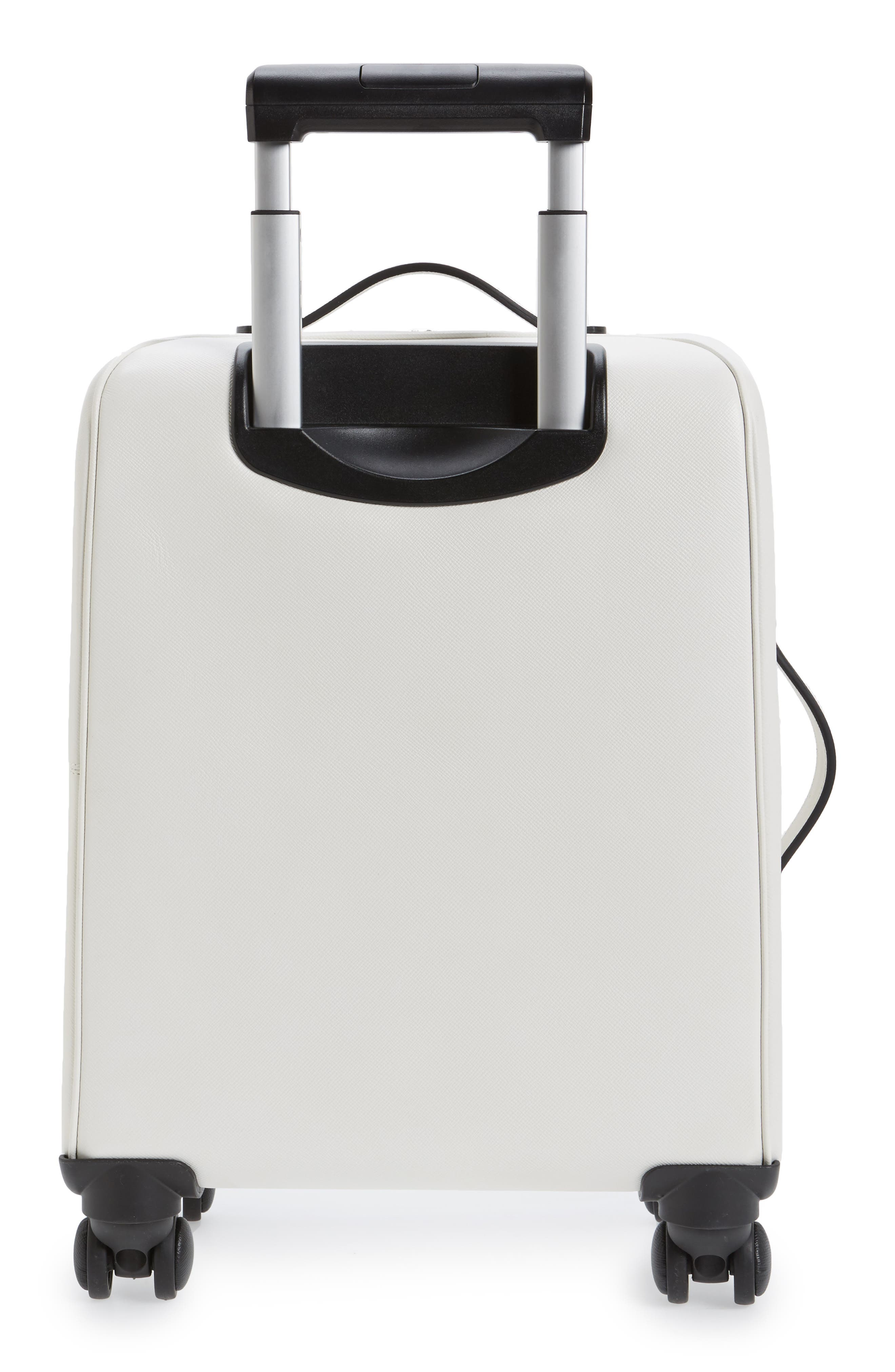 Trolley Spinner Wheeled Carry-On Suitcase,                             Alternate thumbnail 16, color,