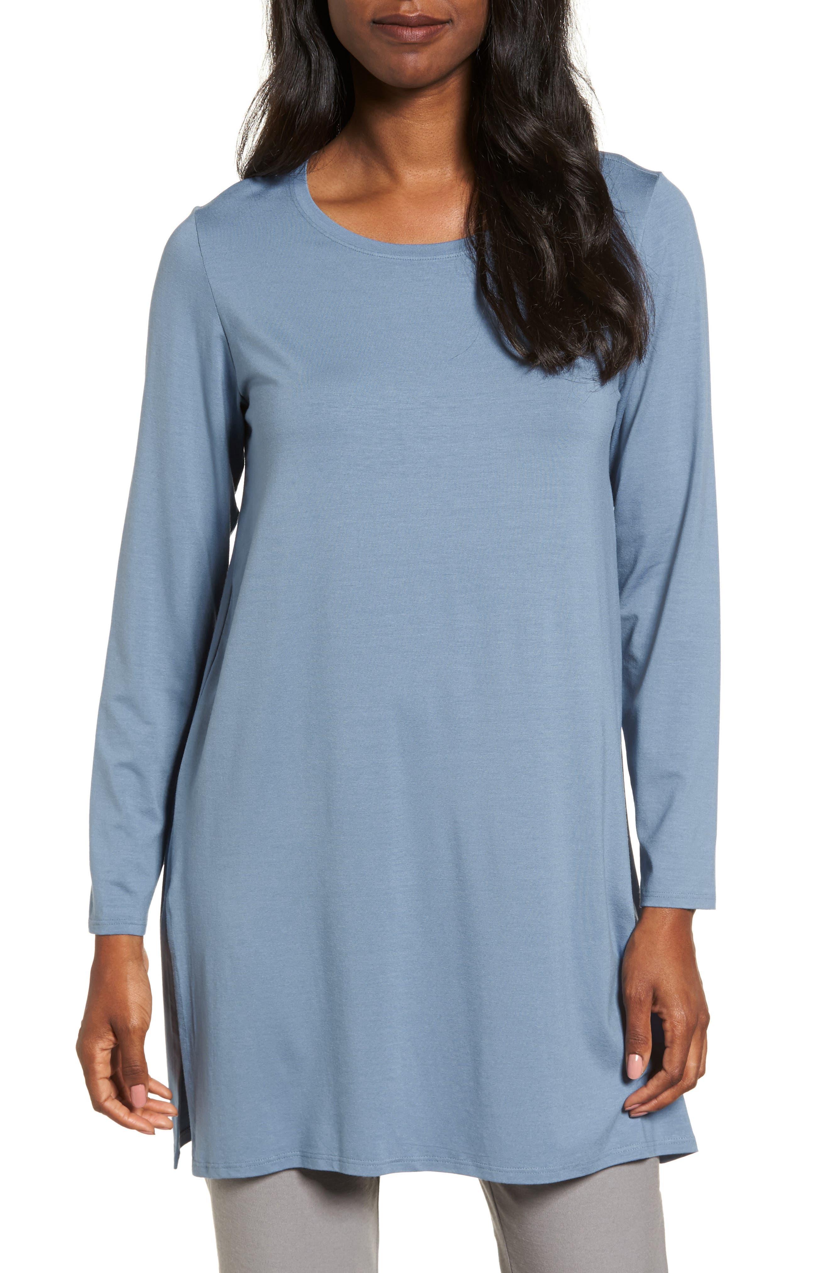 Jersey Tunic,                             Main thumbnail 4, color,