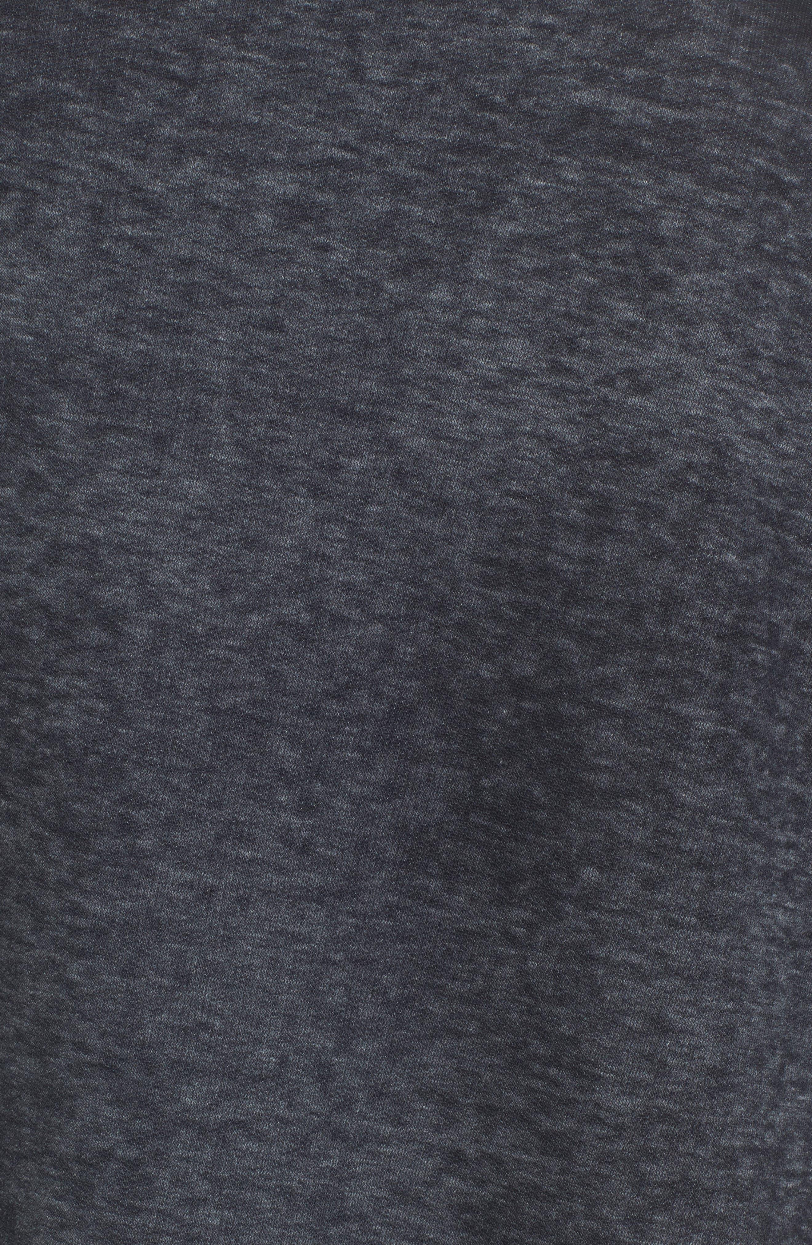 Burnout Sweatshirt,                             Alternate thumbnail 100, color,
