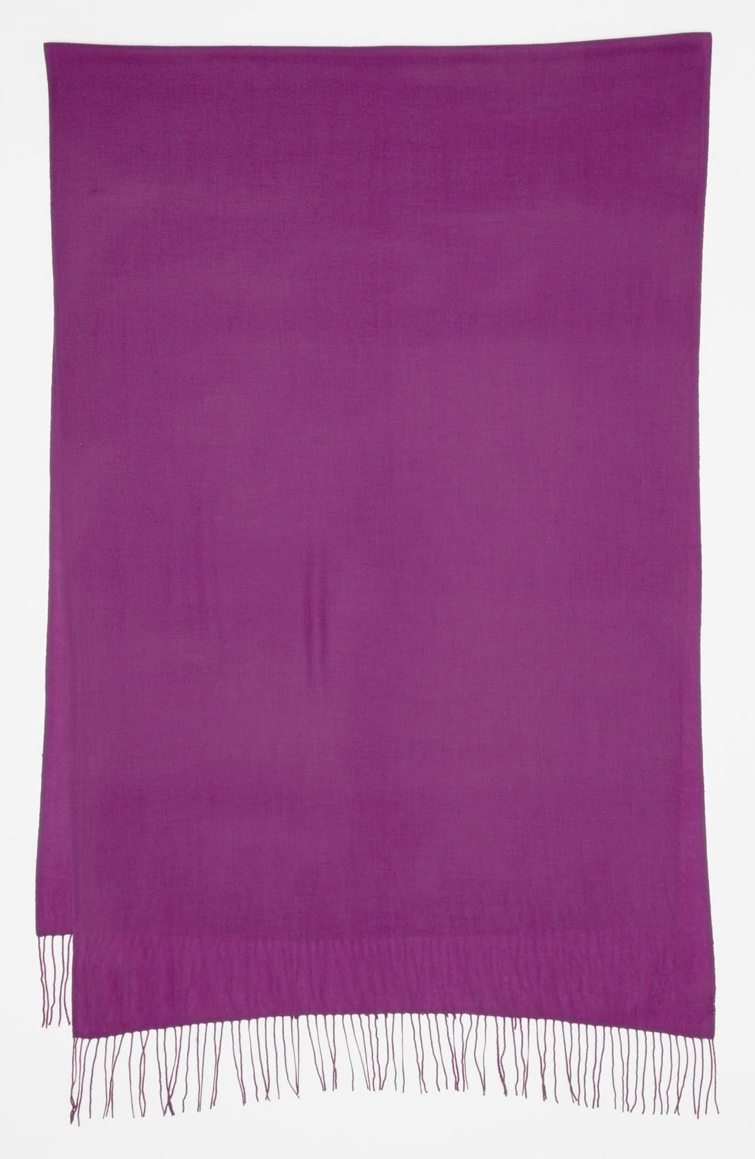 Tissue Weight Wool & Cashmere Wrap,                             Alternate thumbnail 206, color,