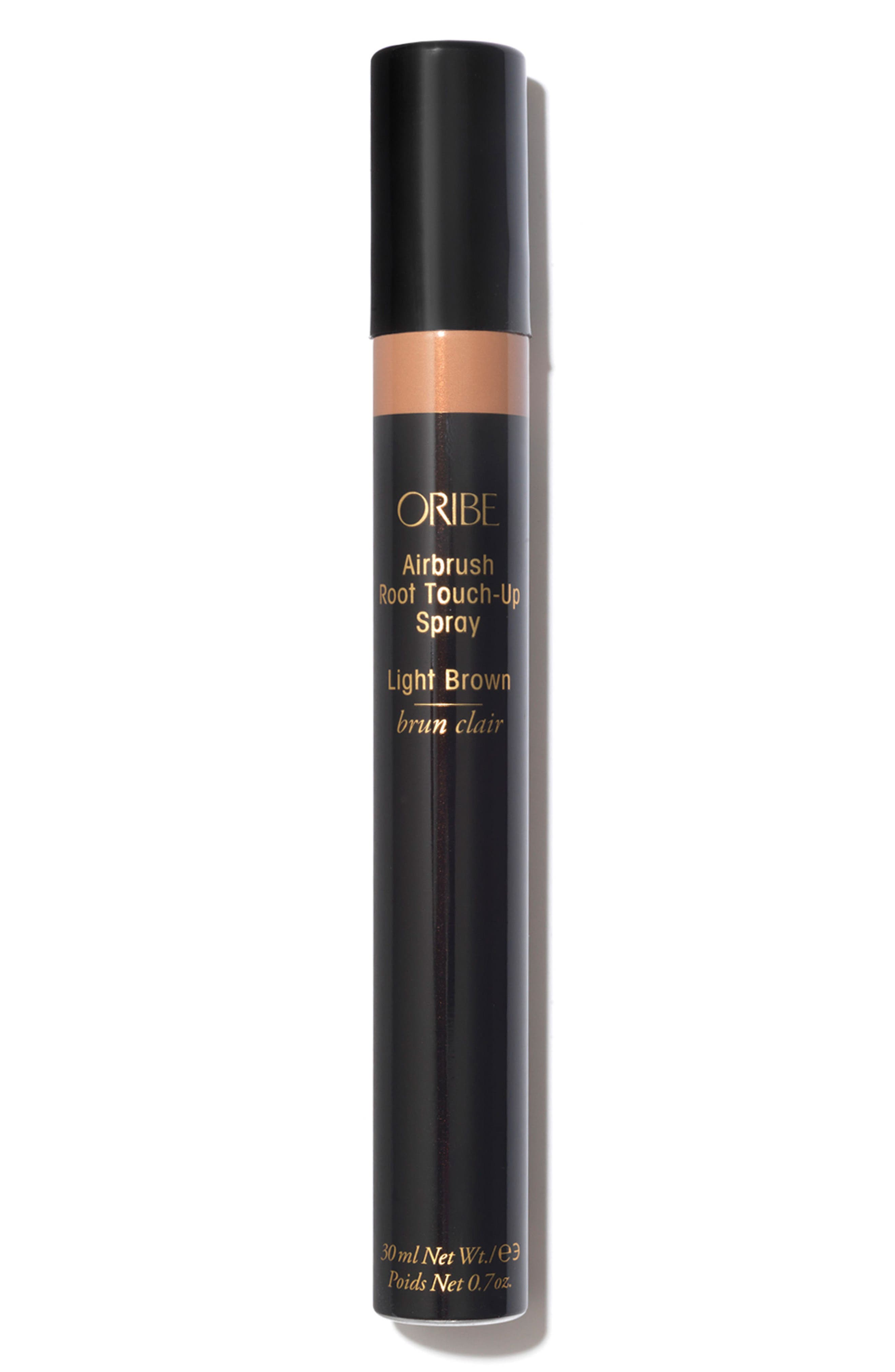SPACE.NK.apothecary Oribe Airbrush Root Touch-Up Spray,                             Alternate thumbnail 2, color,                             LIGHT BROWN