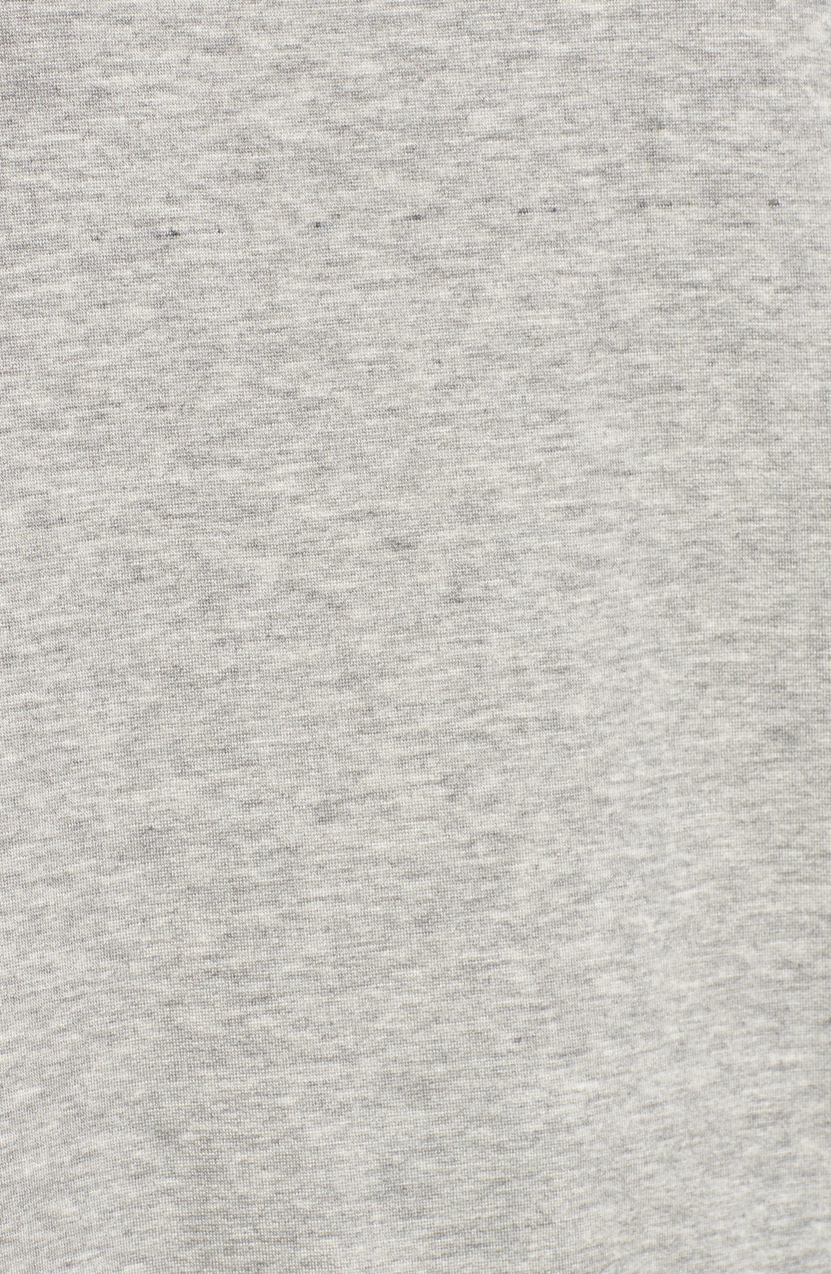 Funnel Neck Knit Tunic,                             Alternate thumbnail 15, color,