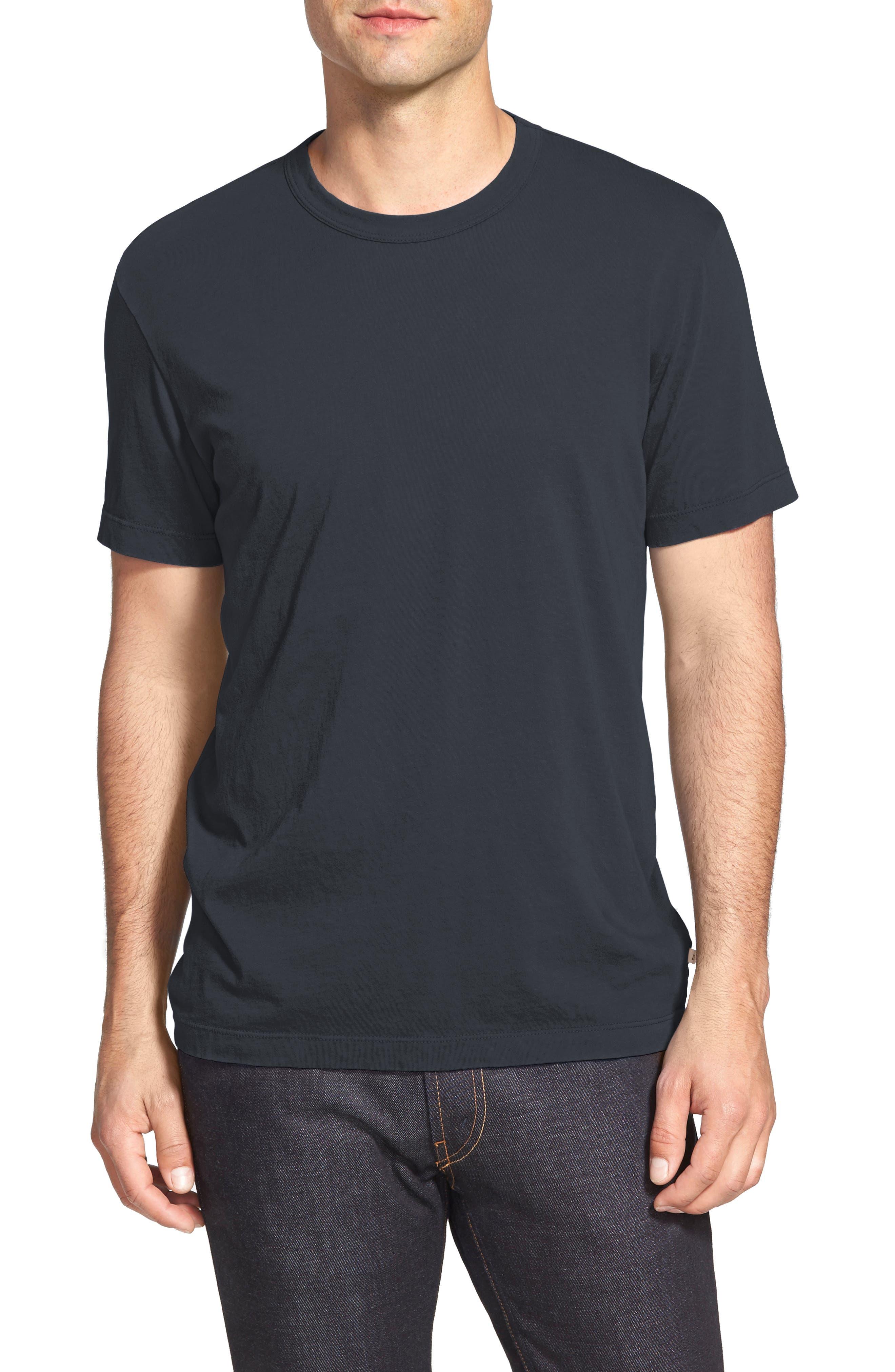 Crewneck Jersey T-Shirt,                             Alternate thumbnail 487, color,