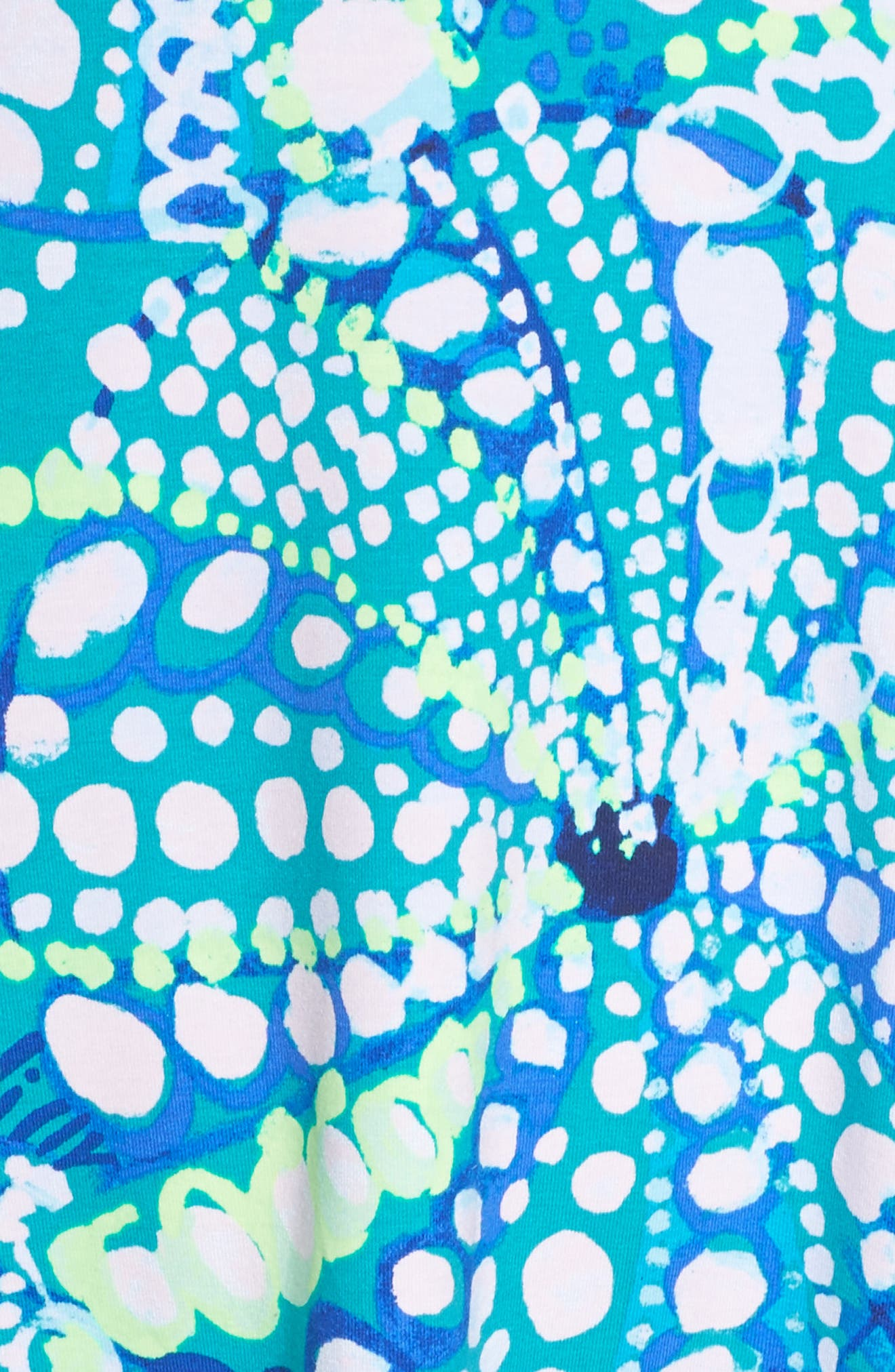 Ophelia Swing Dress,                             Alternate thumbnail 5, color,                             391