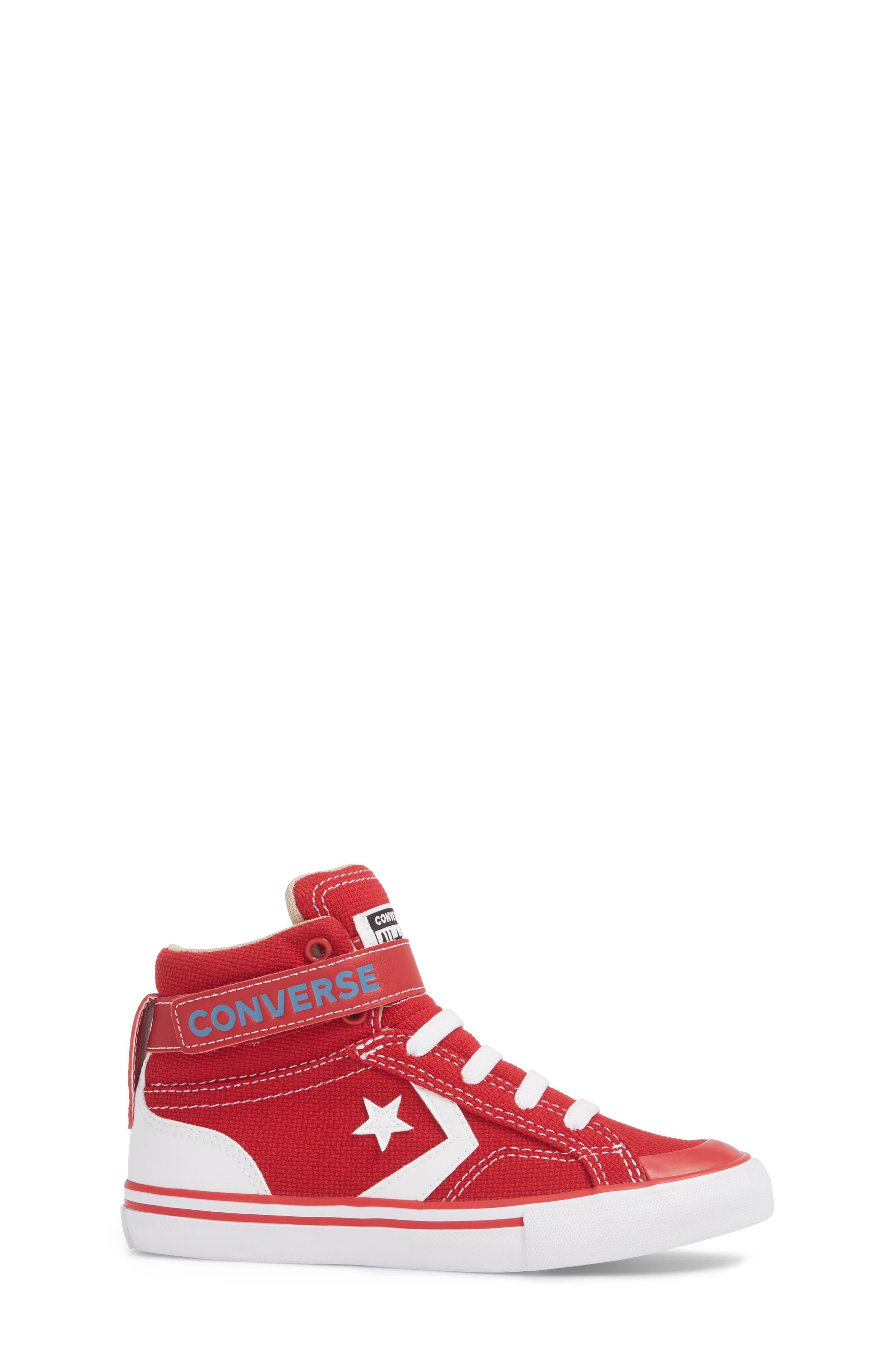 Pro Blaze High Top Sneaker,                             Alternate thumbnail 6, color,