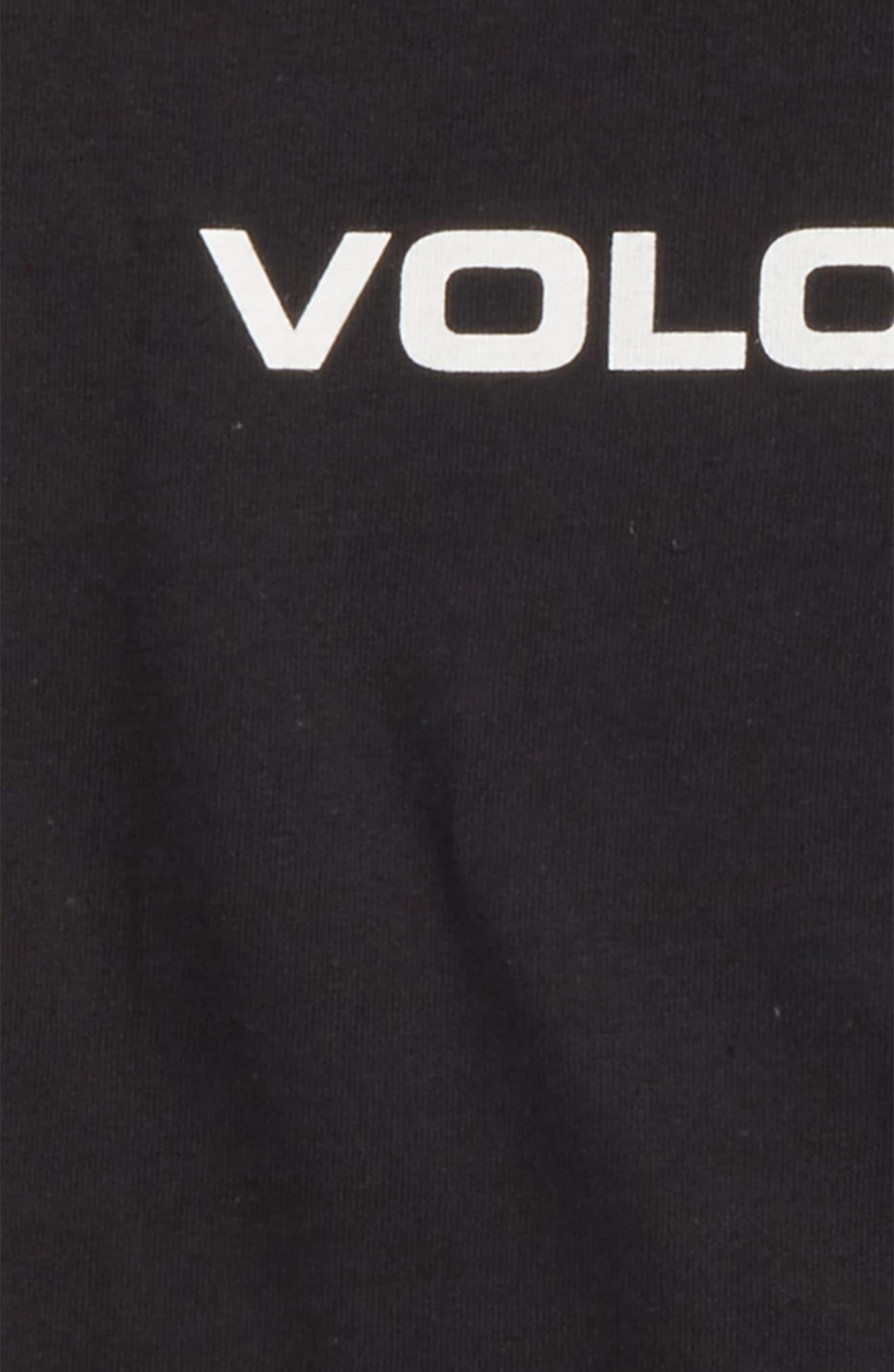 Crisp Euro Graphic T-Shirt,                             Alternate thumbnail 2, color,