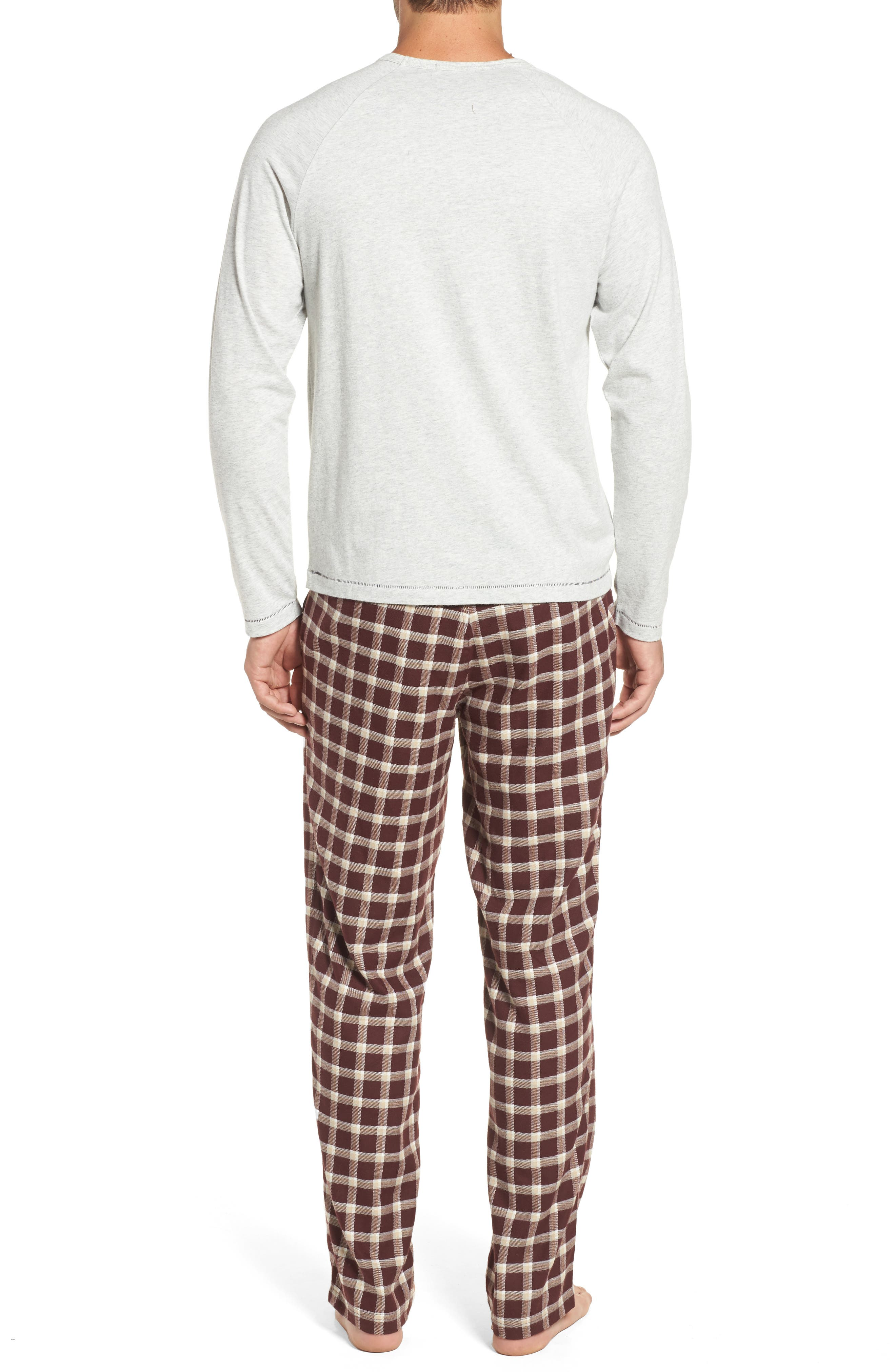 Steiner Pajama Set,                             Alternate thumbnail 6, color,