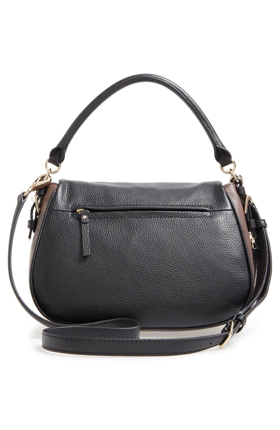 cobble hill - deva leather crossbody bag,                             Alternate thumbnail 20, color,