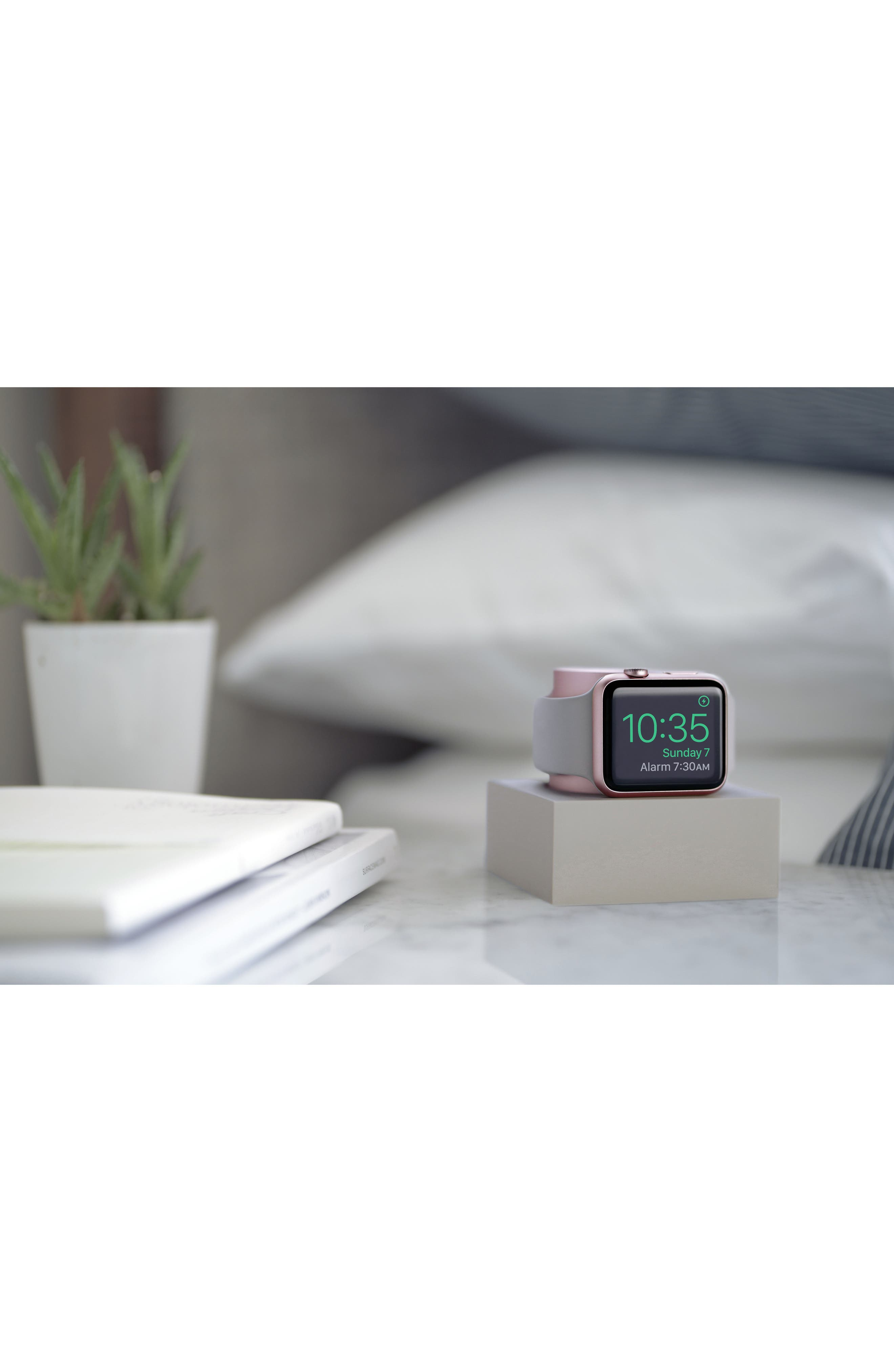 DOCK Apple Watch Dock & Charging Station,                             Alternate thumbnail 3, color,                             900