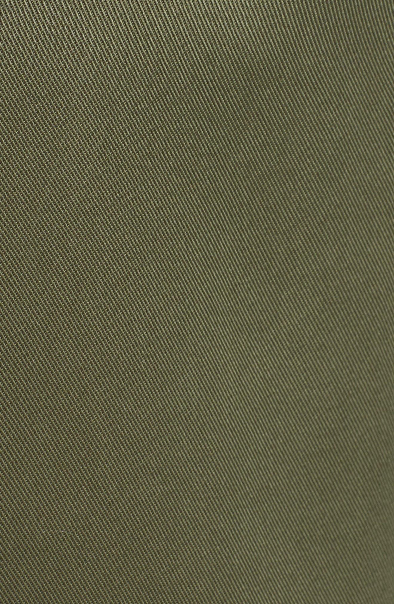 Drape Front Trench Coat,                             Alternate thumbnail 5, color,                             300