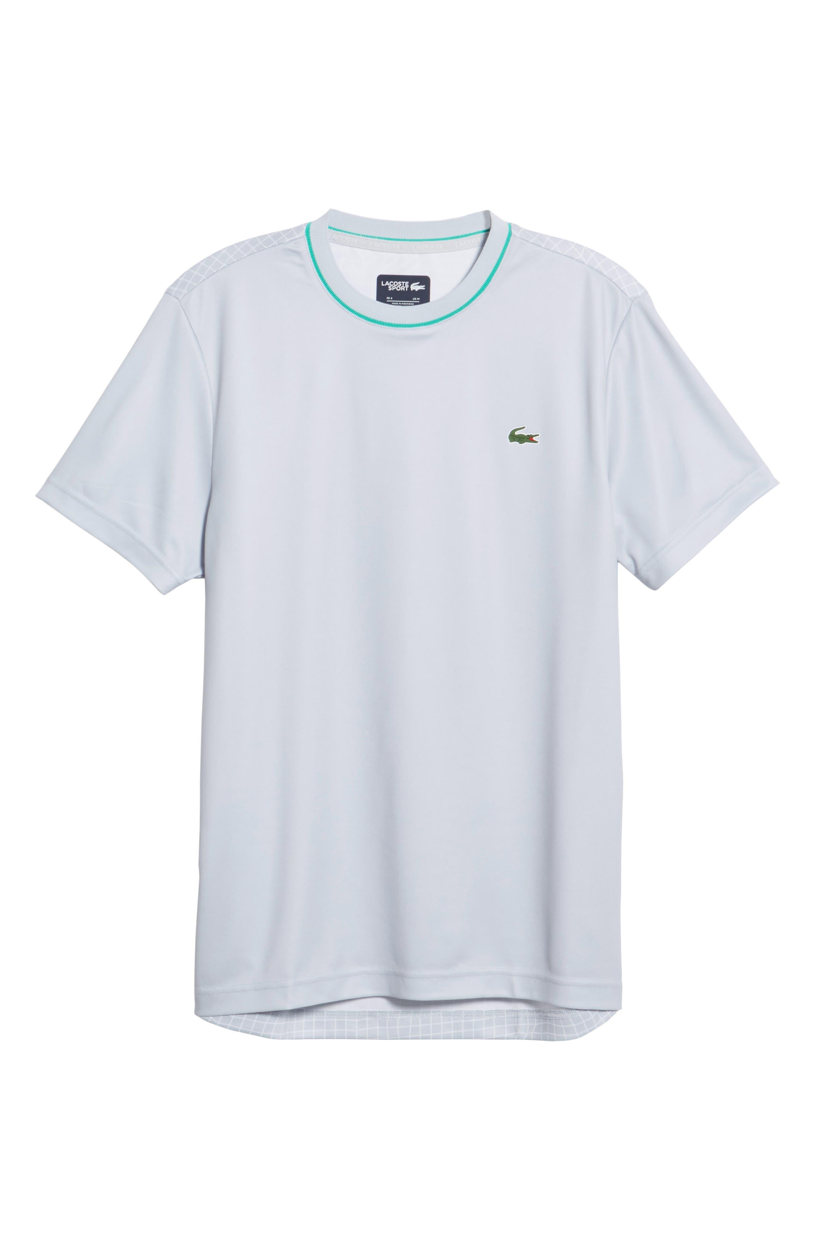 Regular Fit Ultra Dry T-Shirt,                             Alternate thumbnail 6, color,                             032