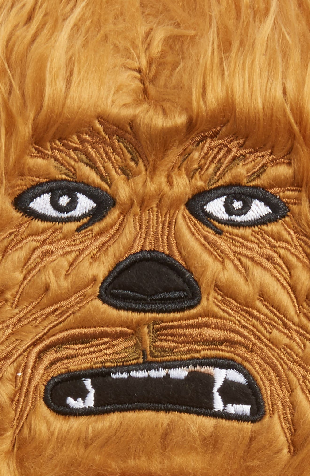 NOLAN GLOVE,                             Star Wars<sup>™</sup> Chewbacca Hat,                             Alternate thumbnail 3, color,                             200