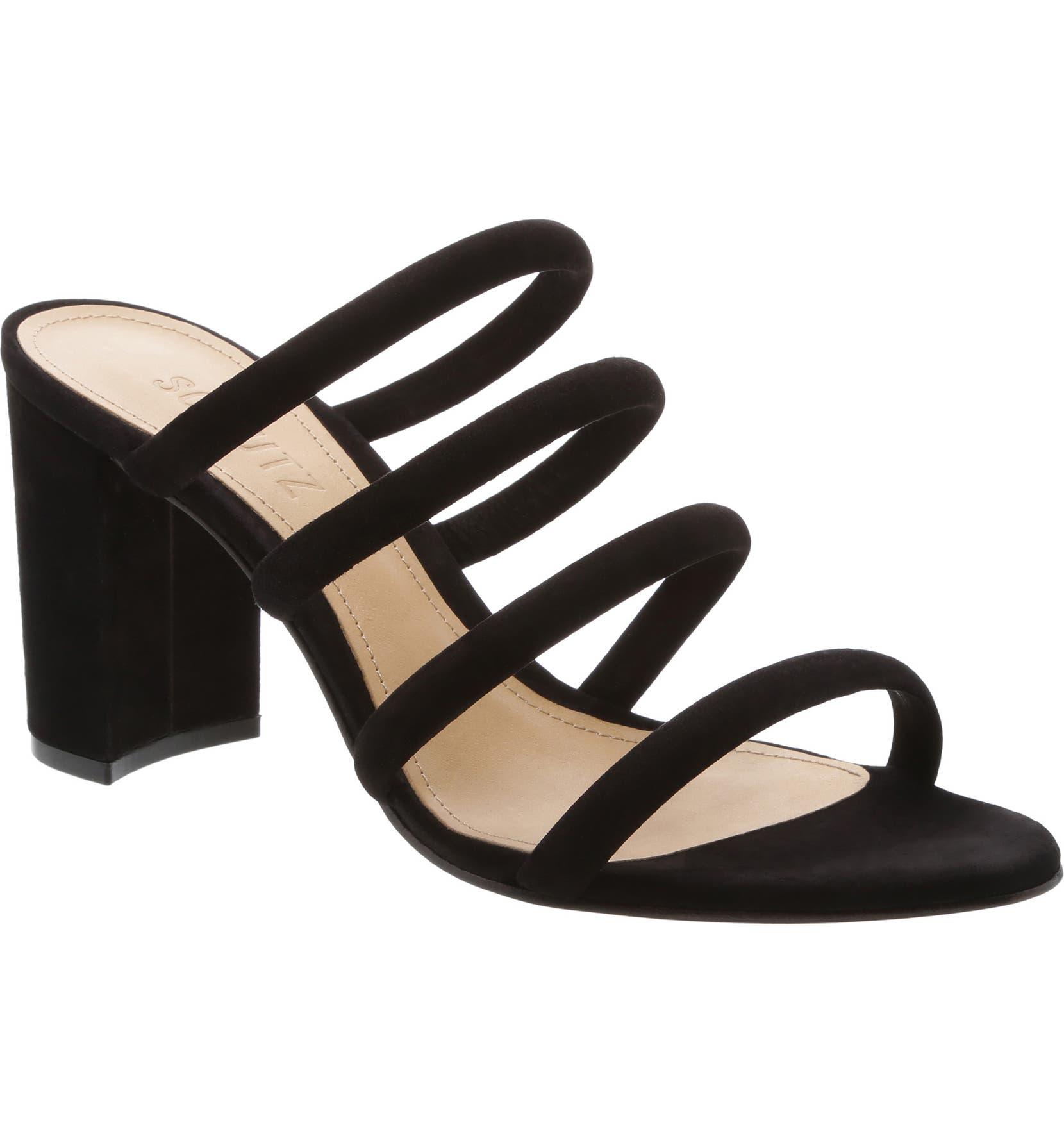 13e0ae7002c7 Schutz Felisa Block Heel Sandal (Women)