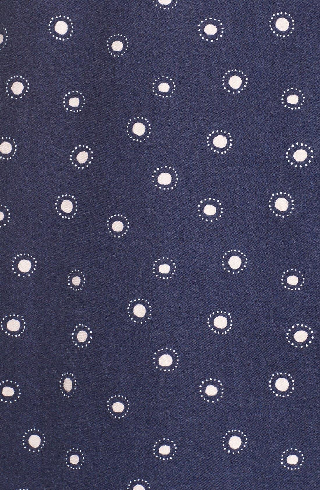 Cotton Twill Pajamas,                             Alternate thumbnail 34, color,