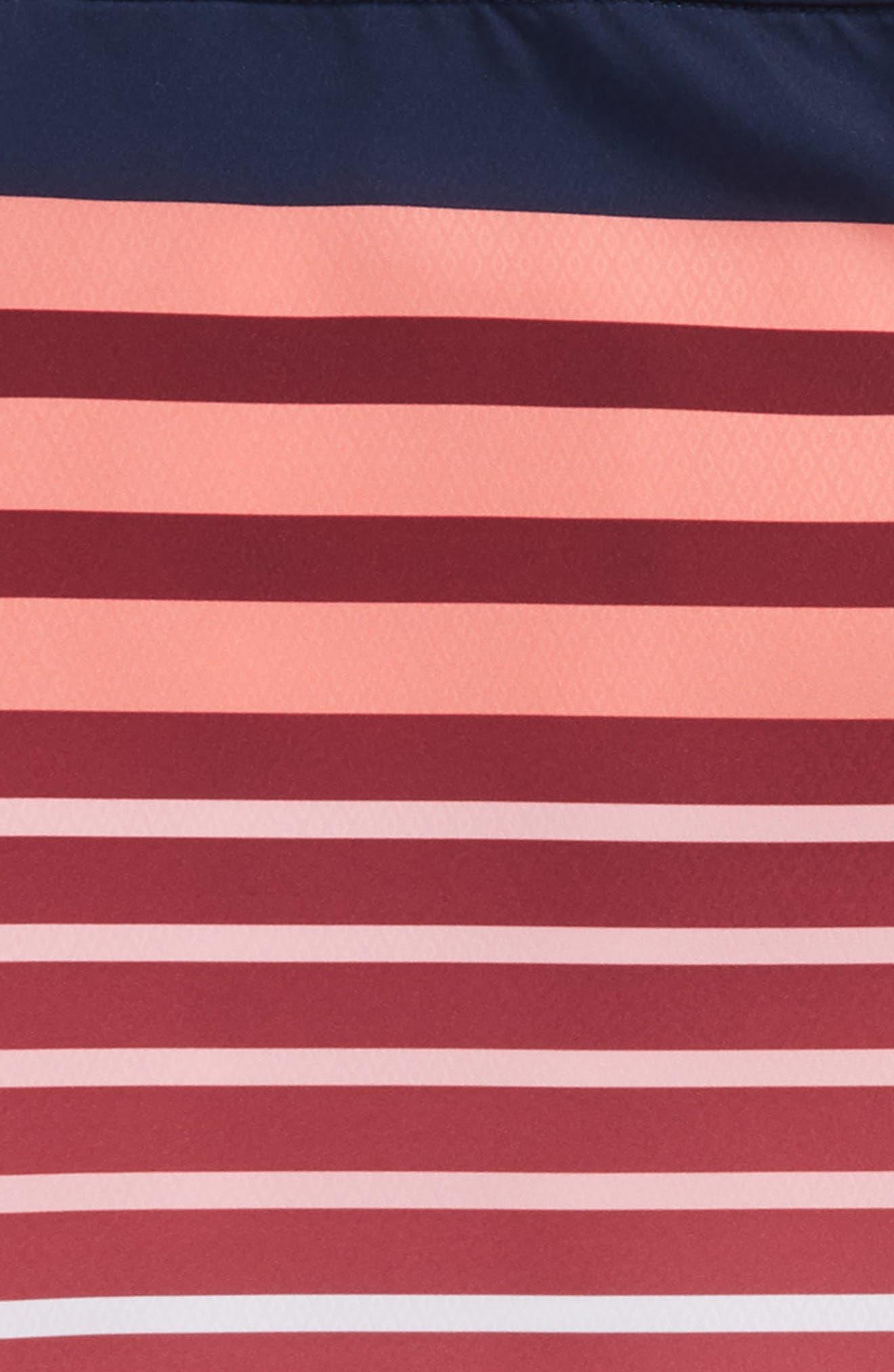 Surflodge Stripe Board Shorts,                             Alternate thumbnail 2, color,                             628