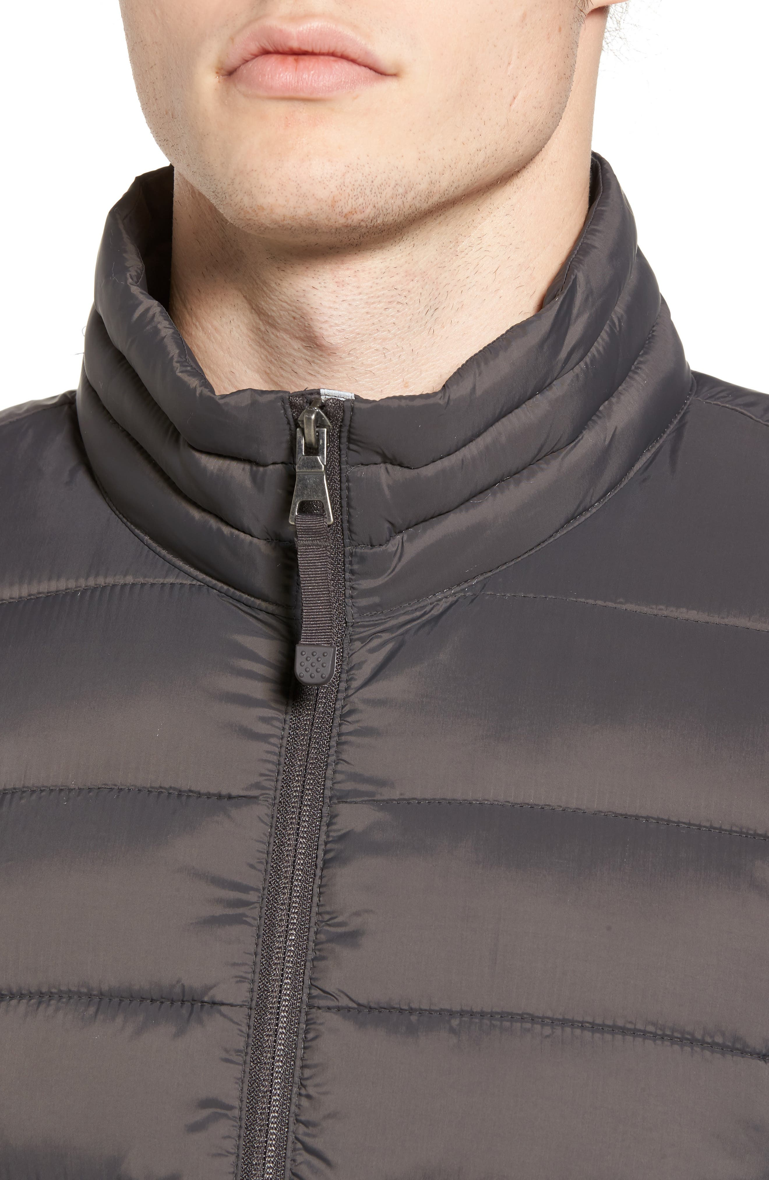 Water Resistant Packable Puffer Jacket,                             Alternate thumbnail 14, color,