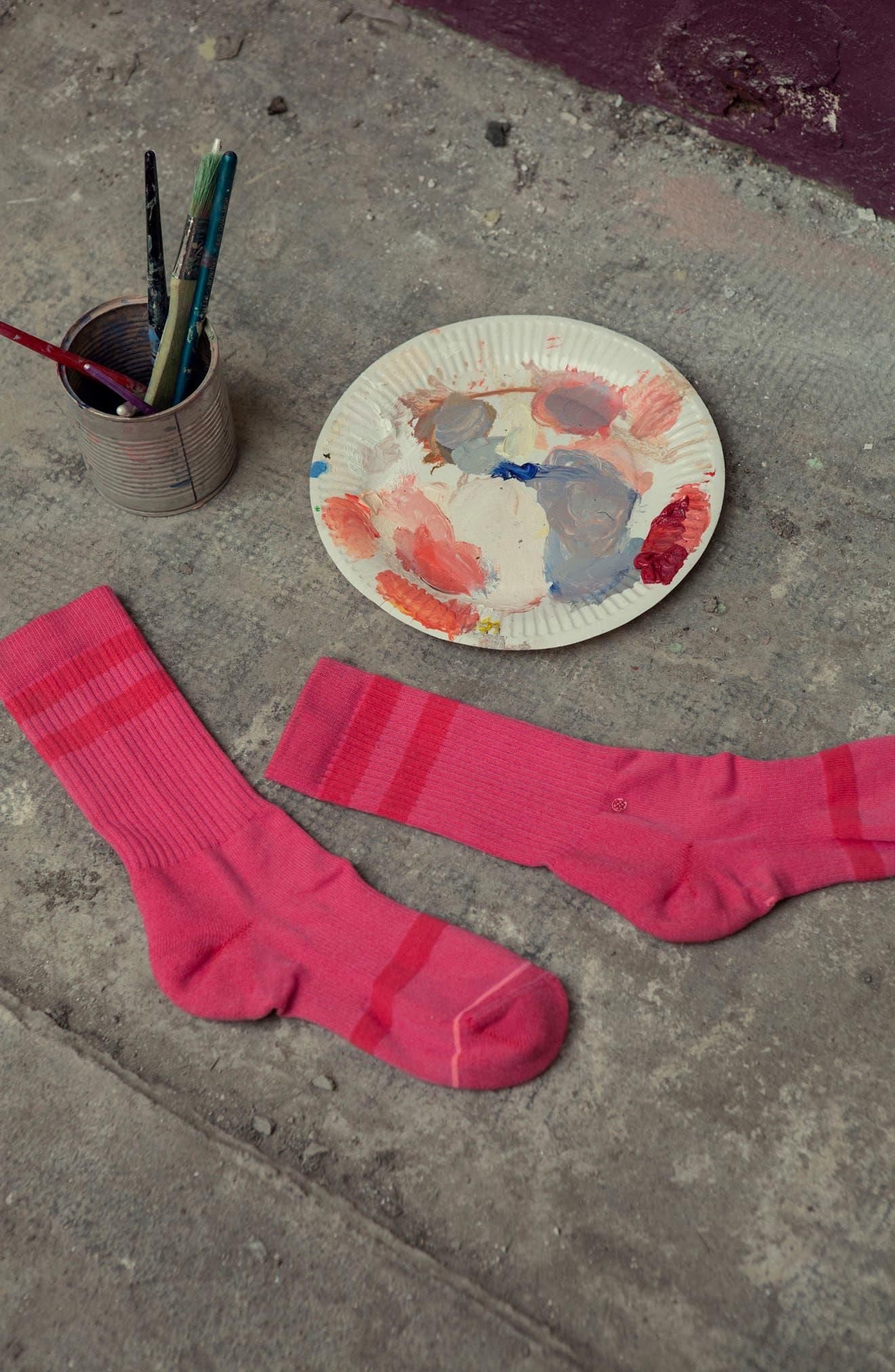 Classic Uncommon Crew Socks,                             Alternate thumbnail 5, color,                             300