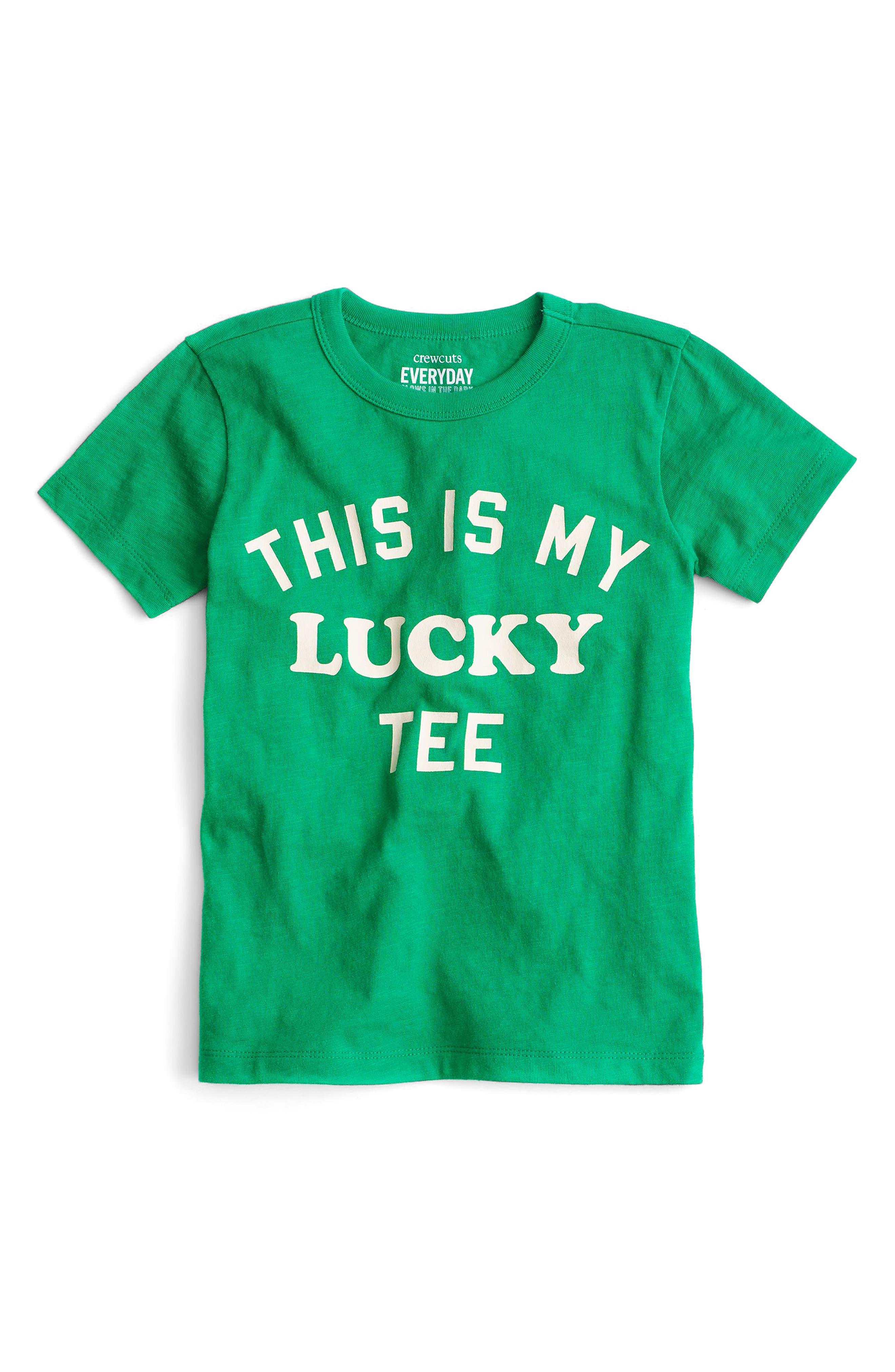 Lucky T-Shirt,                         Main,                         color,