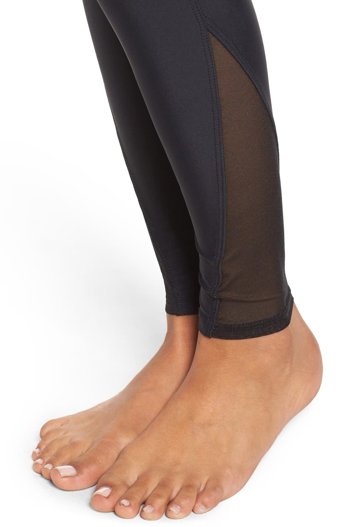 Shaper Leggings,                             Alternate thumbnail 10, color,                             001