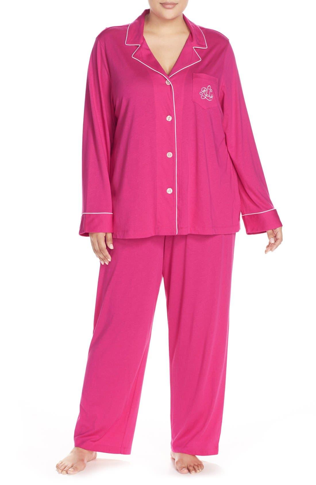 Knit Pajamas,                             Main thumbnail 13, color,