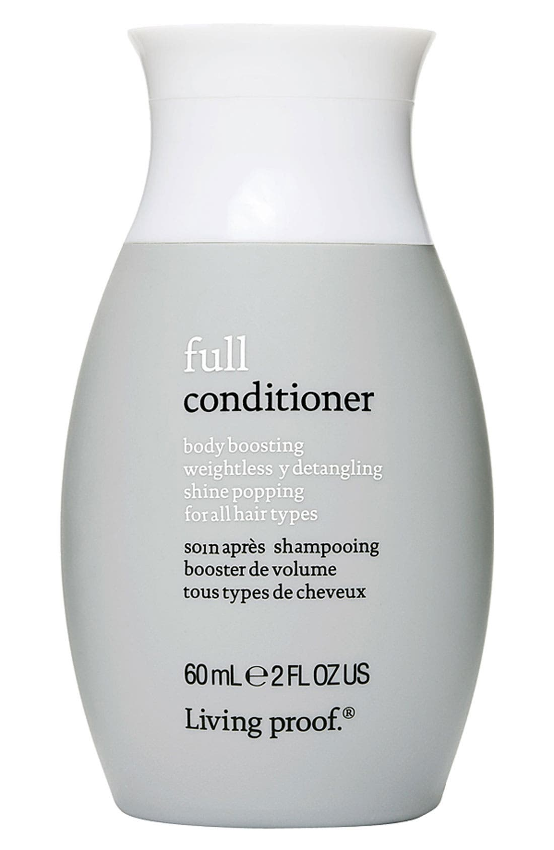 'Full' Body Boosting Conditioner for All Hair Types,                             Main thumbnail 1, color,