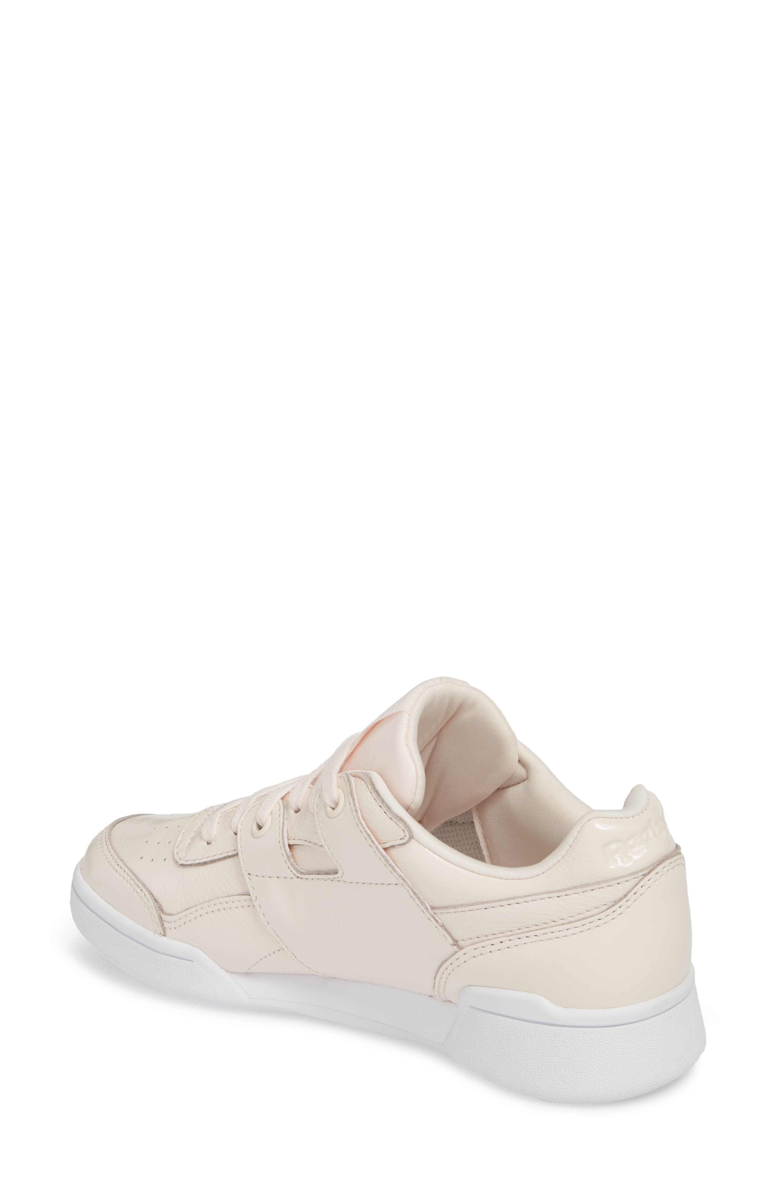 Workout Lo Plus Iridescent Sneaker,                             Alternate thumbnail 2, color,                             650