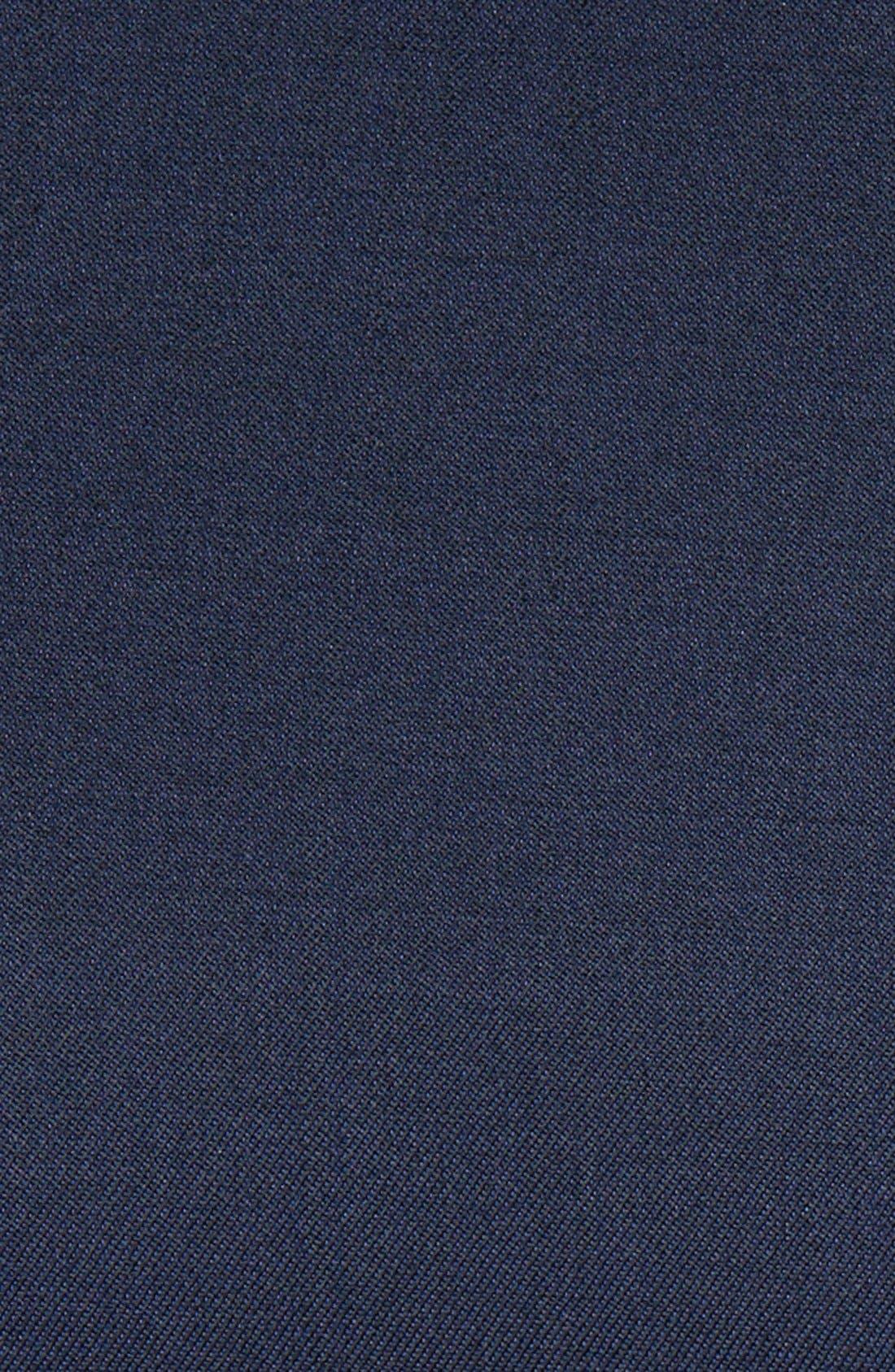 'Josh' Trim Fit Navy Shawl Lapel Tuxedo,                             Alternate thumbnail 9, color,                             NAVY BLUE