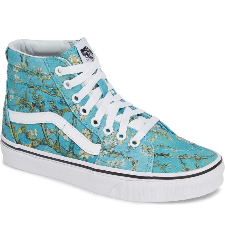 e9b2c62153f2 Vans x Van Gogh Museum Collection UA Sk8-Hi Sneaker (Women)