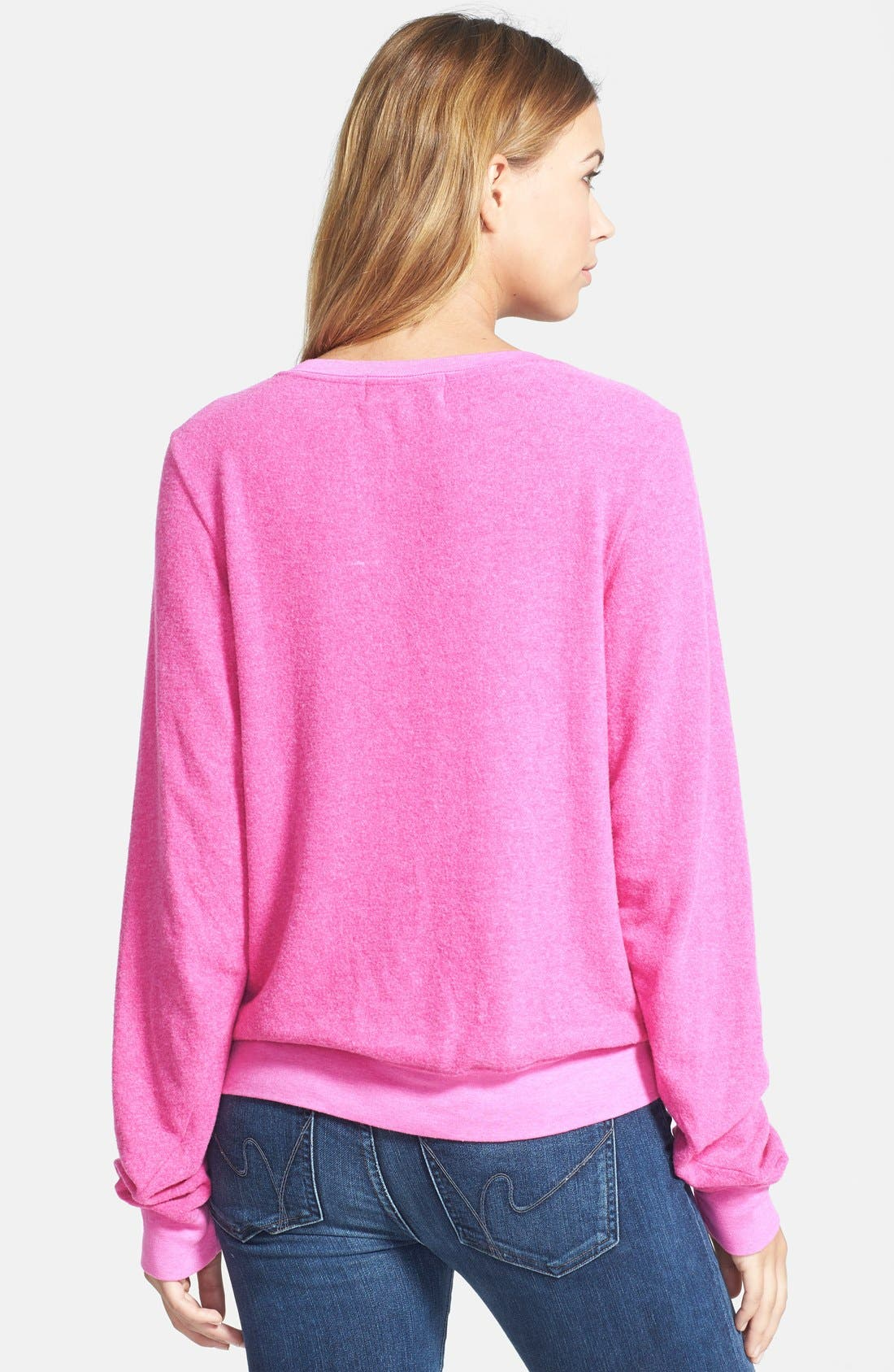 'Baggy Beach Jumper' Pullover,                             Alternate thumbnail 123, color,